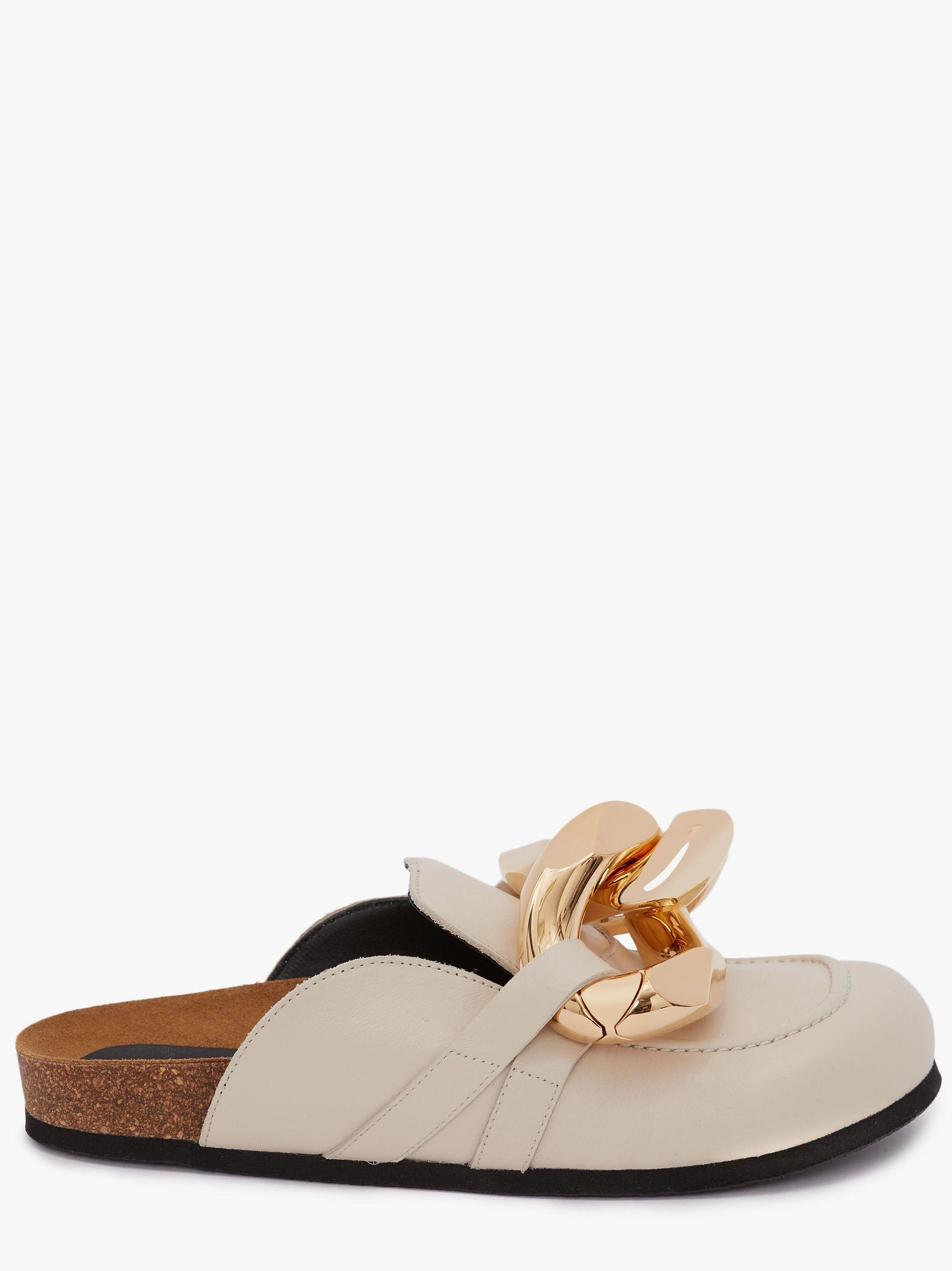 WOMEN'S CHAIN LOAFER