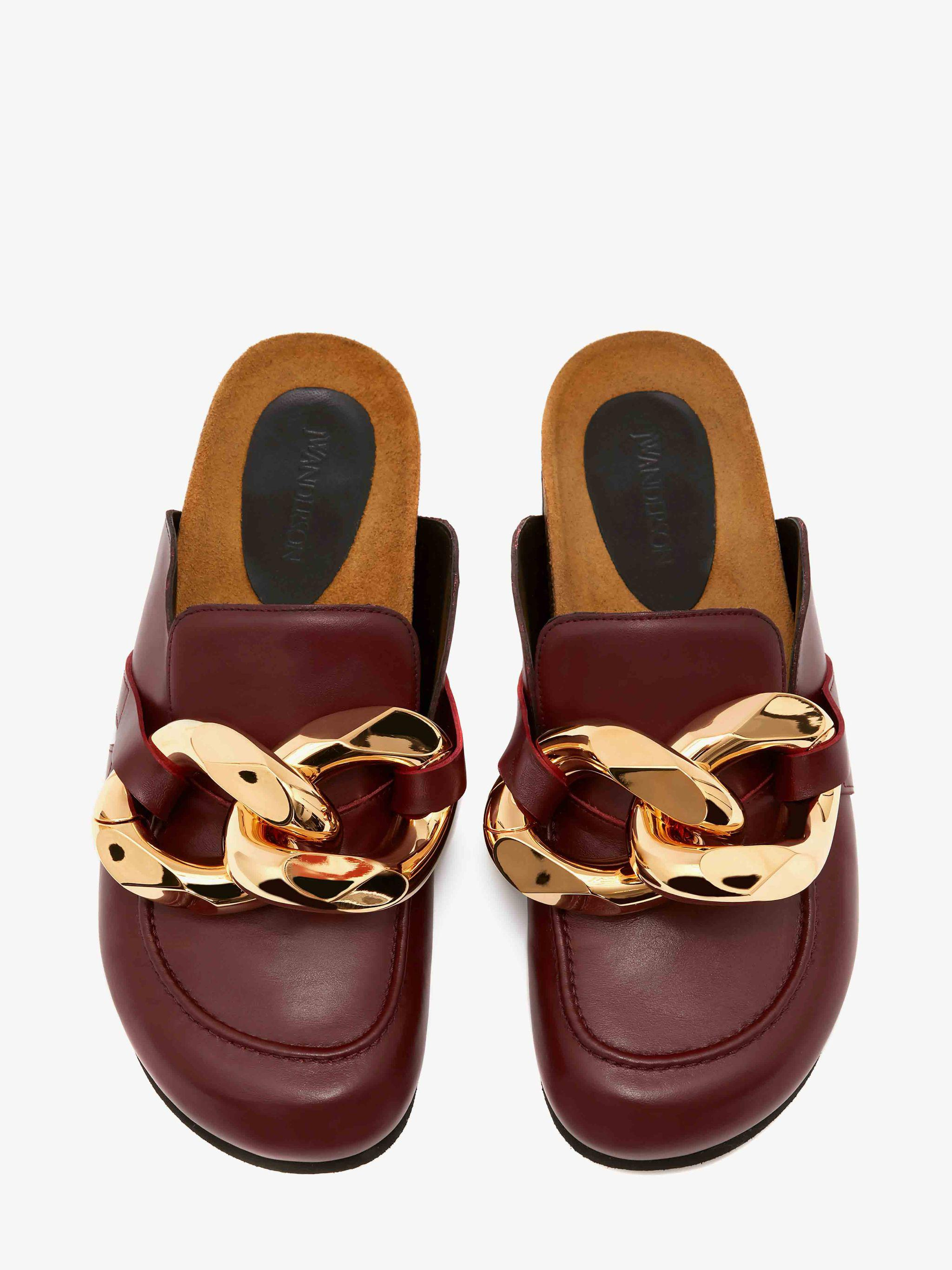 WOMEN'S CHAIN LOAFER 3