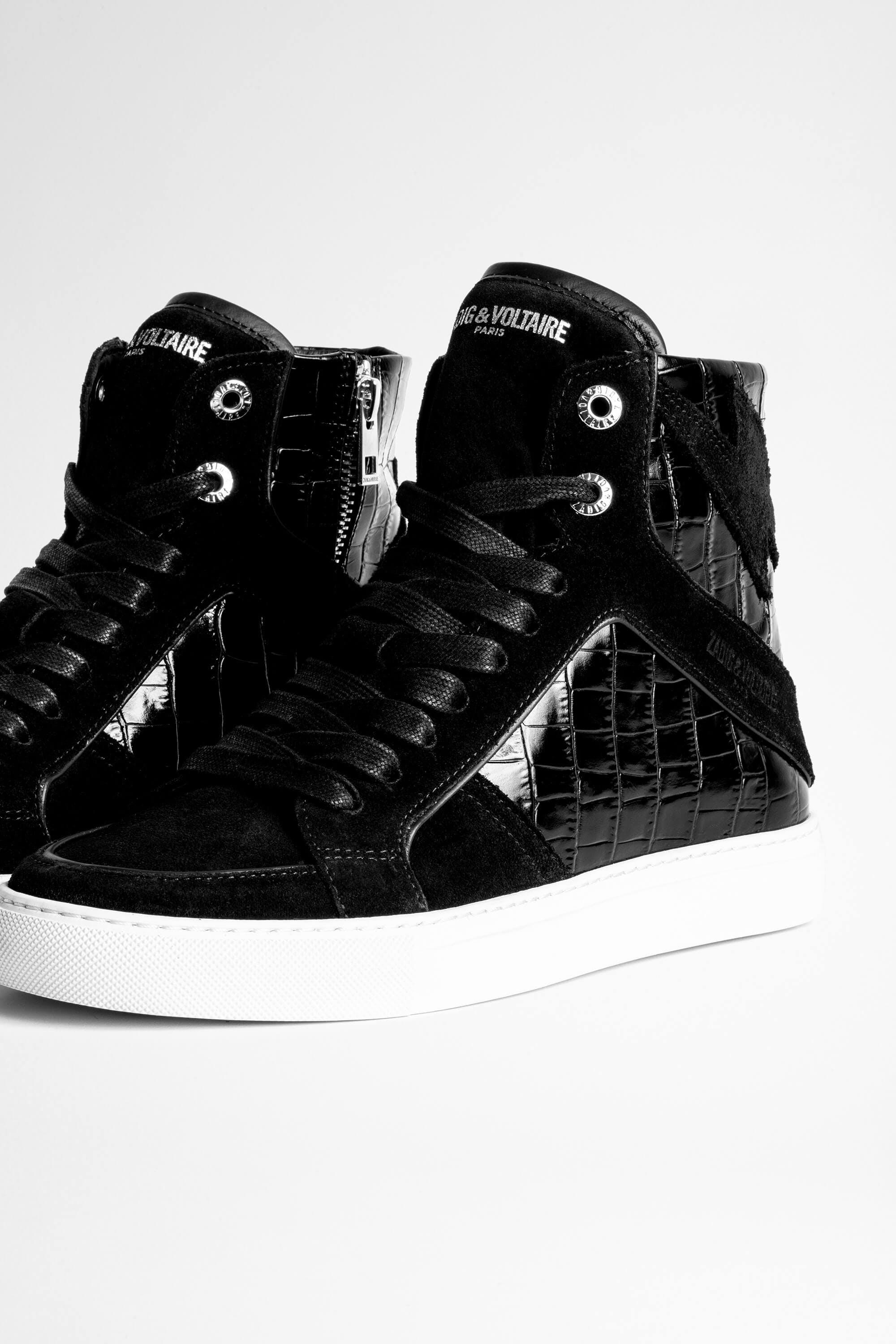 ZV1747 High Flash Sneakers 2