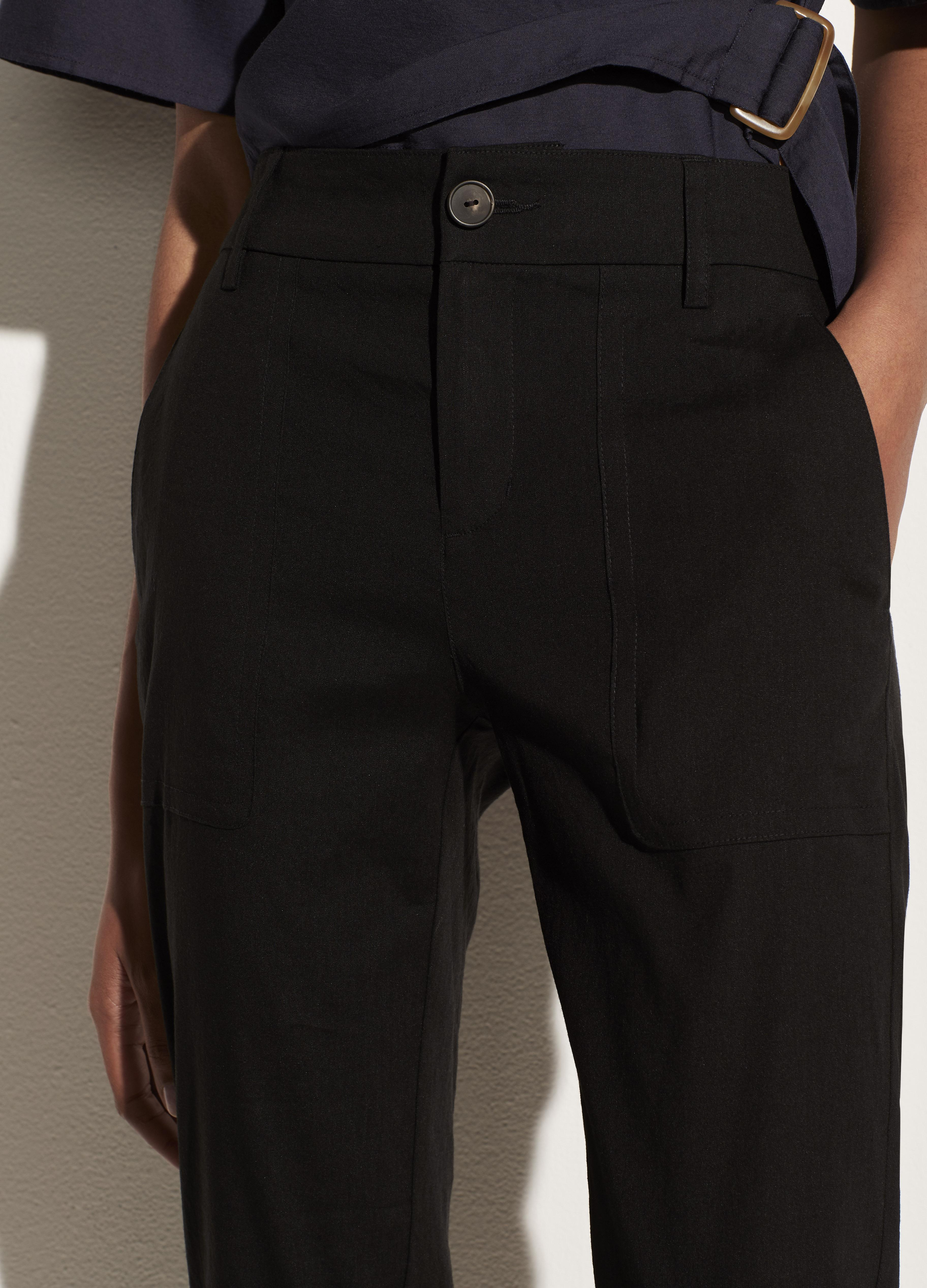 Cropped Utility Pant 3