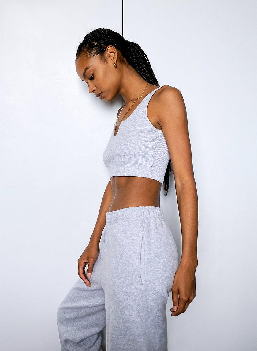 Rayna Cropped Thermal 4