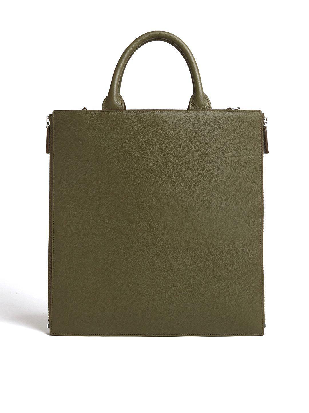 Sidney Leather Tote Bag 2
