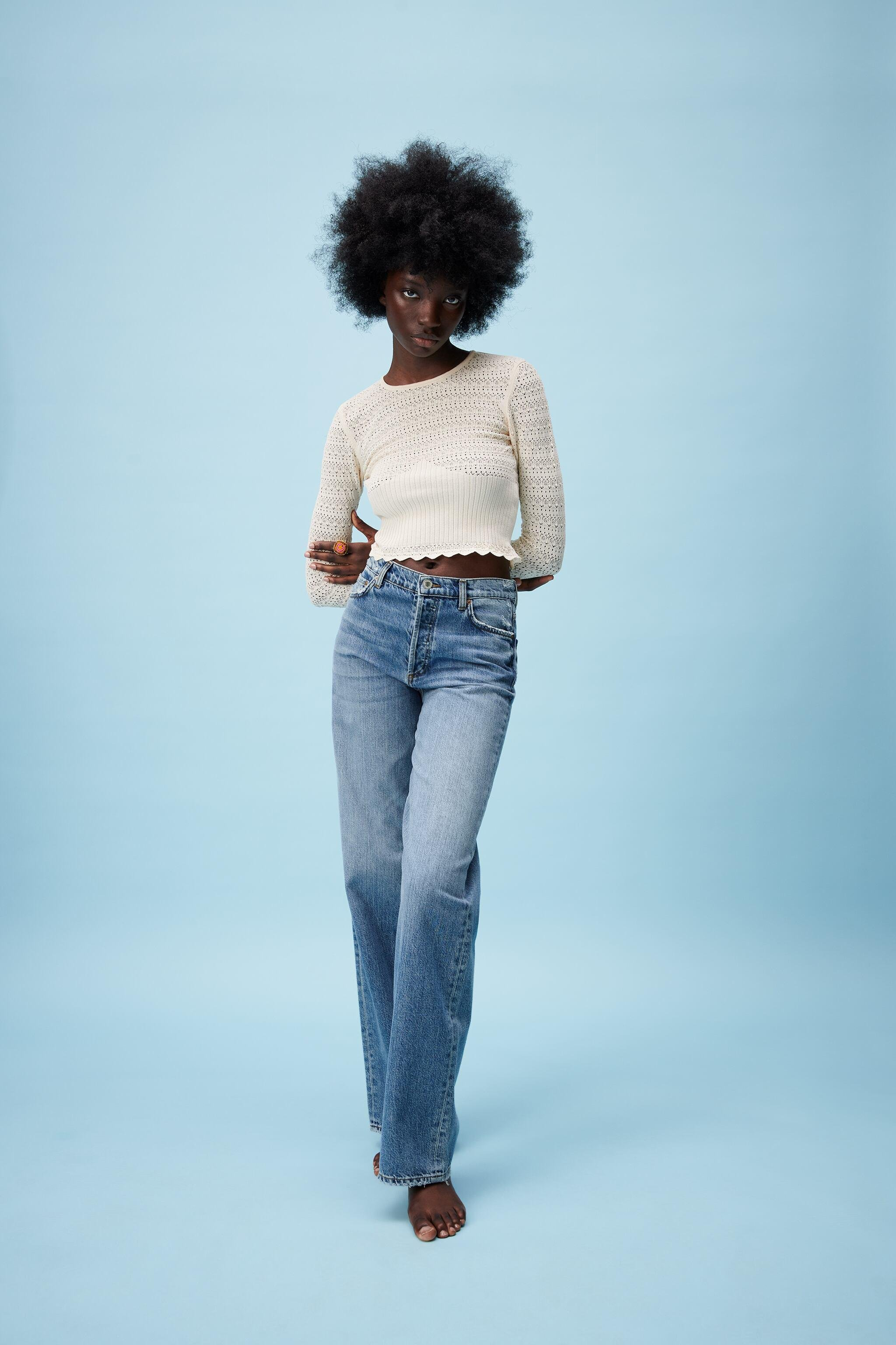 THE BOO FULL LENGTH ZW JEANS