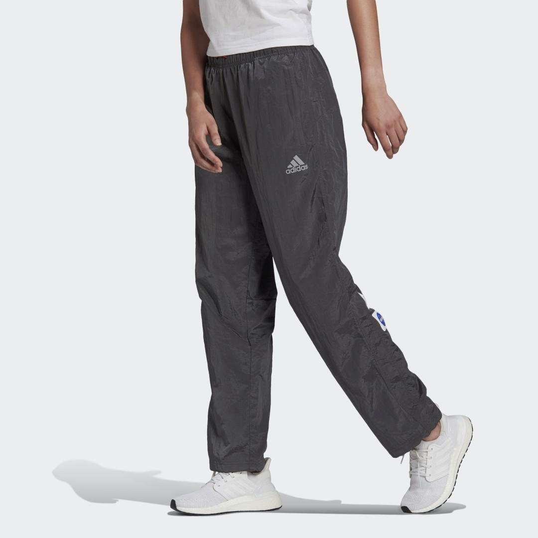 Sportswear Relaxed Straight Pants Grey