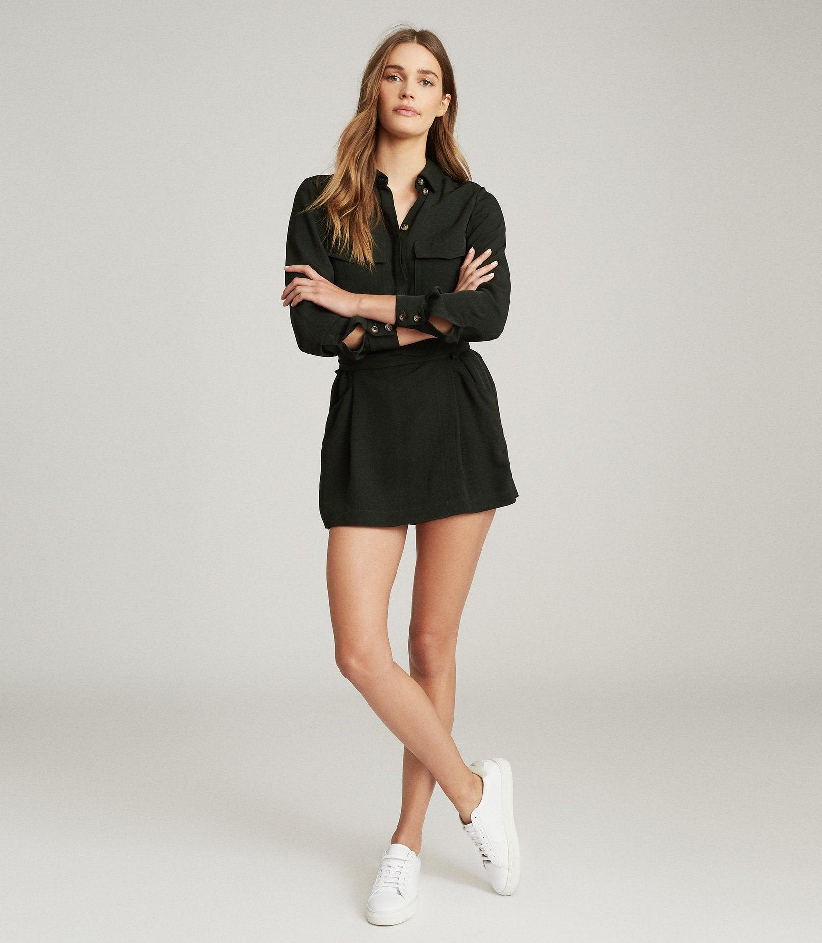 MAY - UTILITY PLAYSUIT