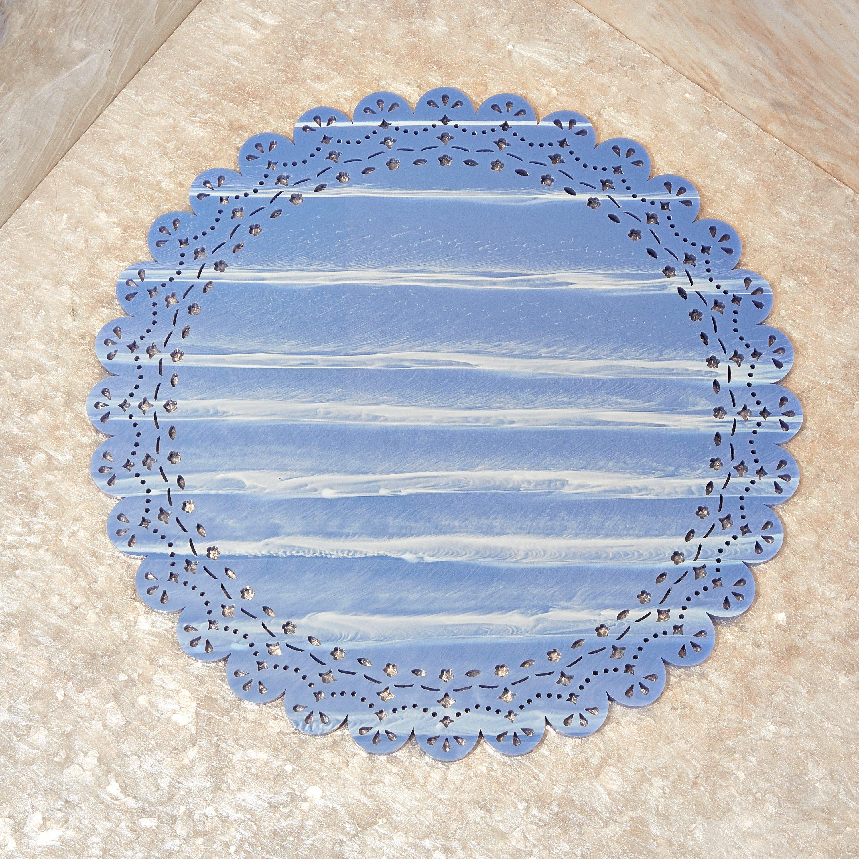 Large Doily in Beach Day