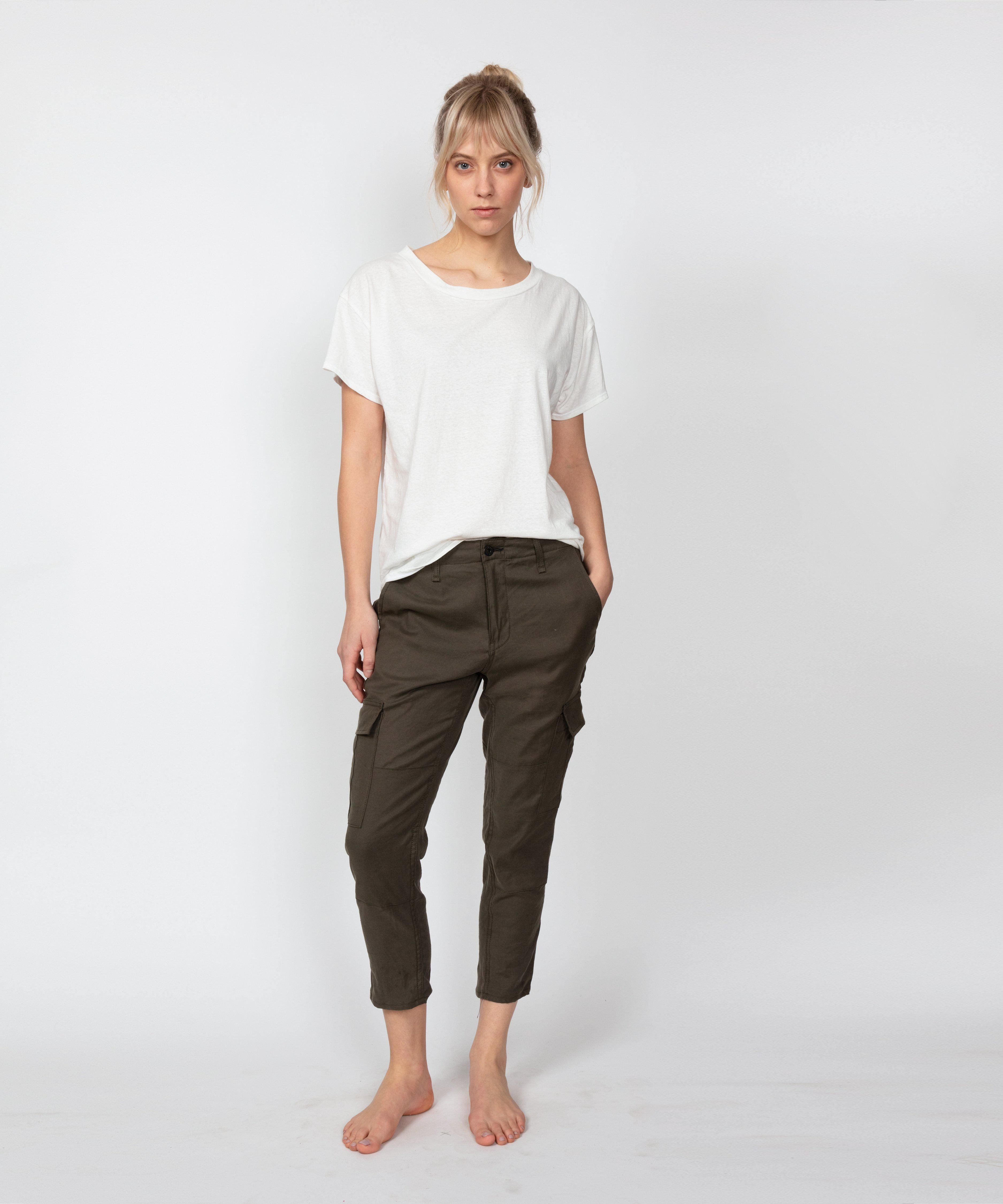 CARGO PANT- Army