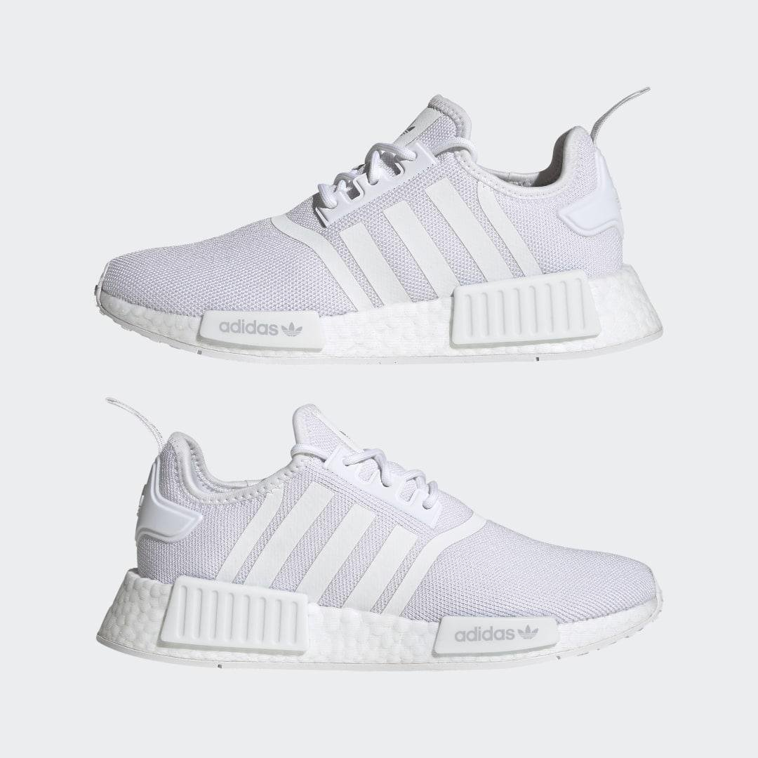 NMD_R1 Primeblue Shoes White 6