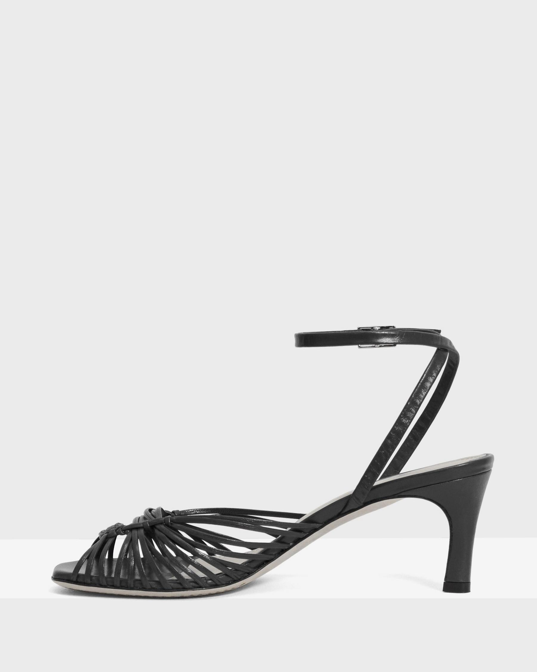 Hand-Braided Sandal in Leather 4