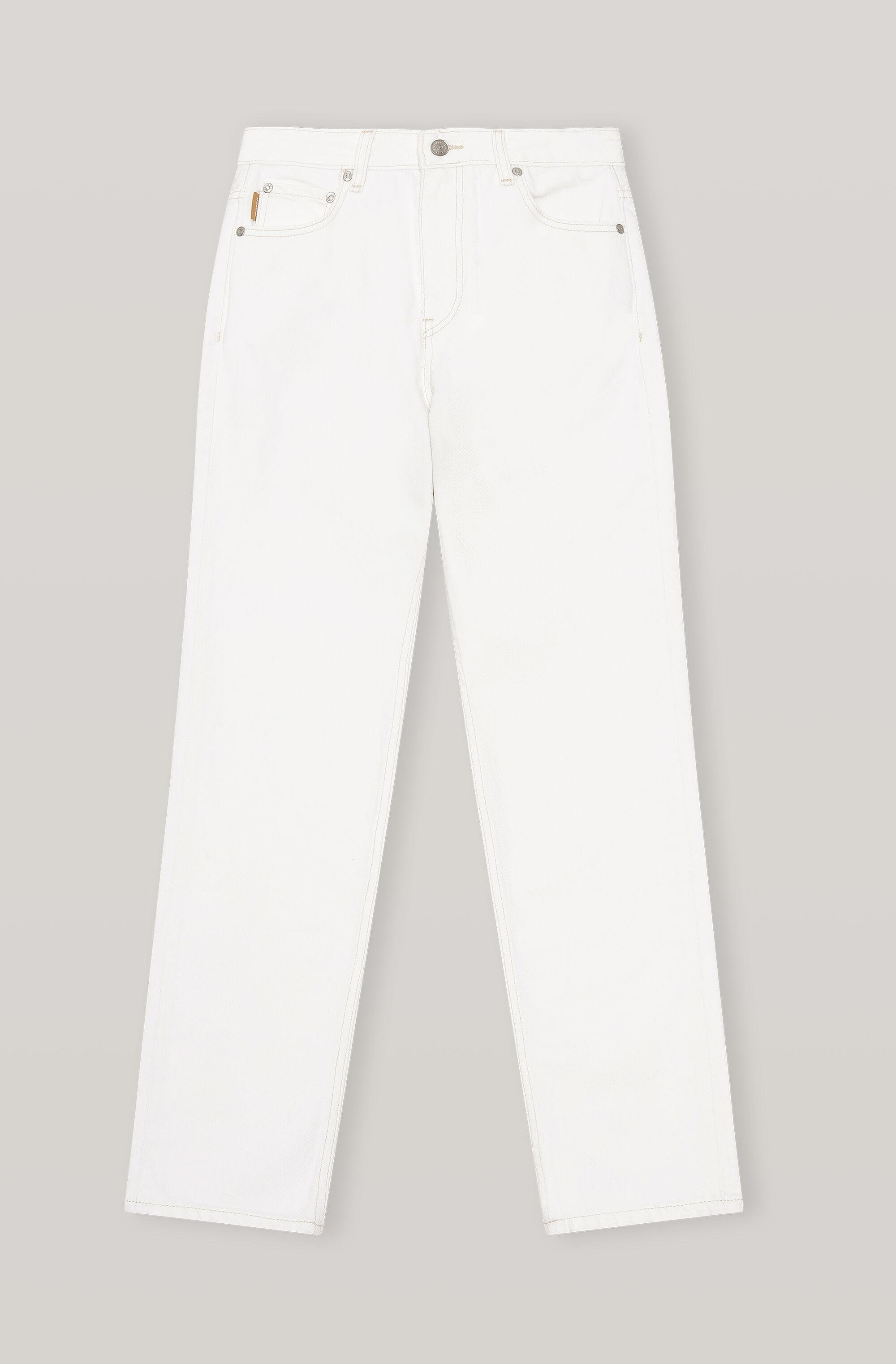 High-Rise Straight Jeans 2