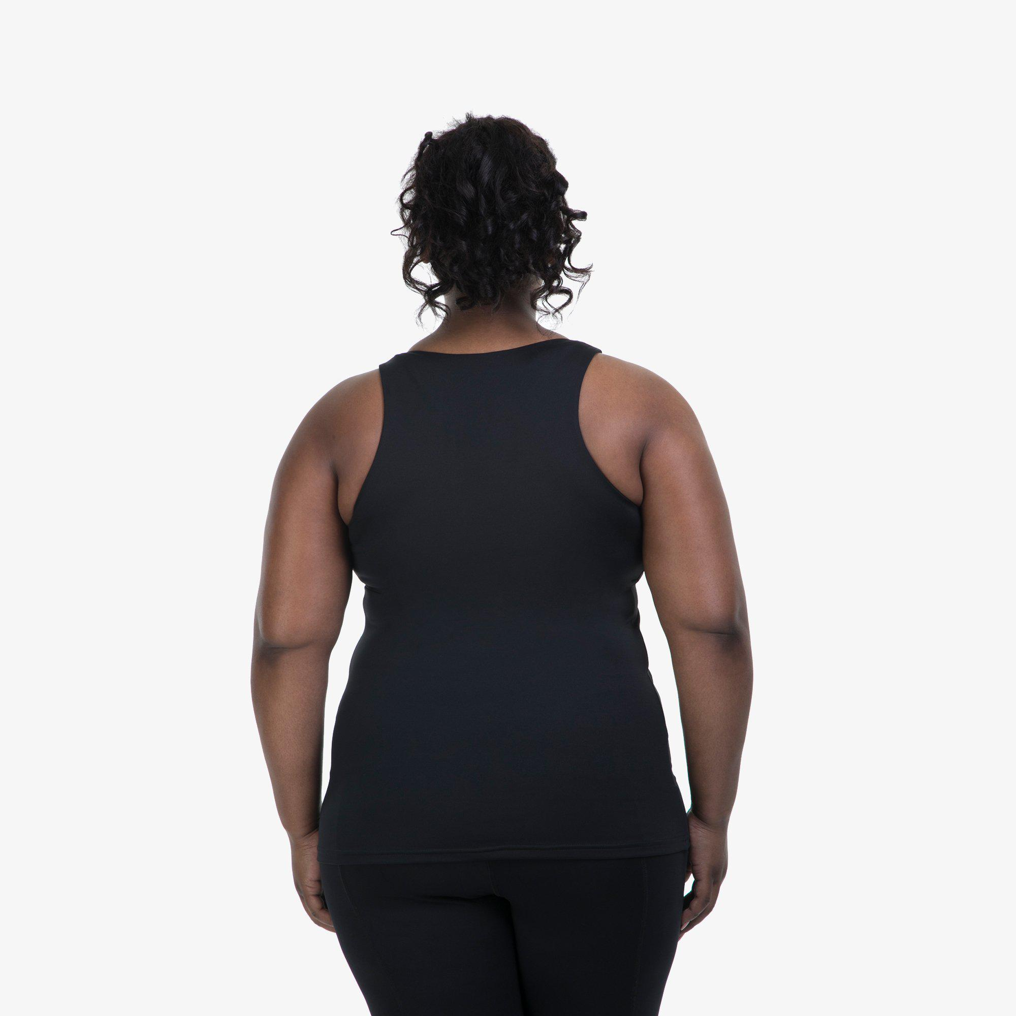 All in One Tank  - Black 1
