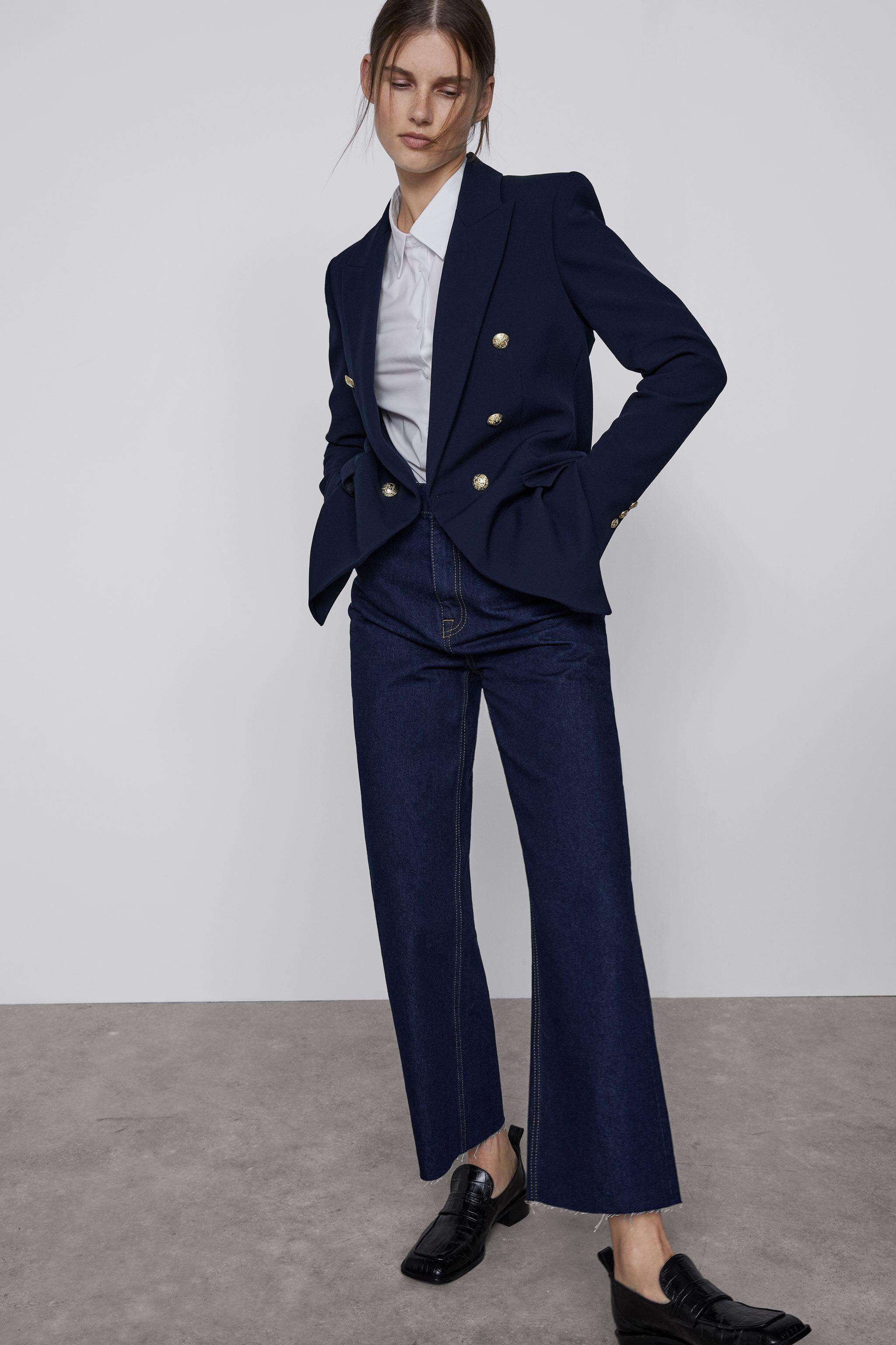 TAILORED BLAZER WITH BUTTONS 6
