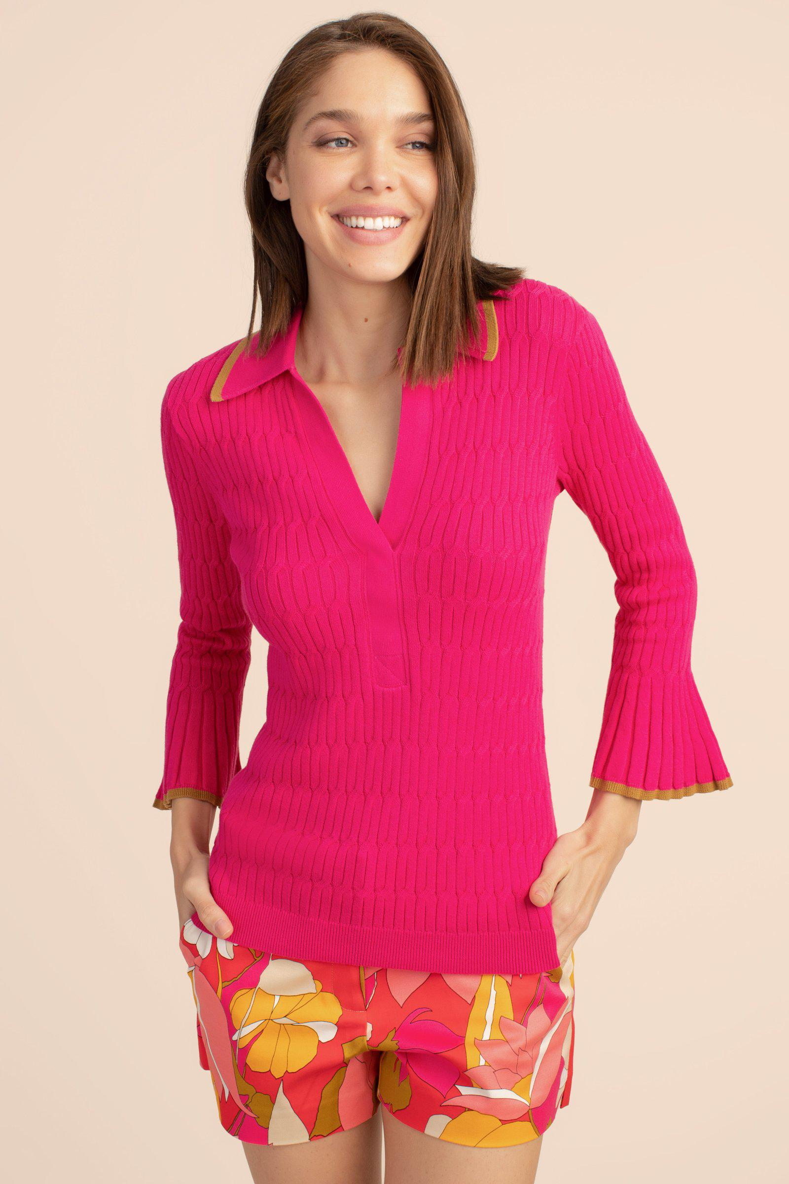 THE PERRY SWEATER TOP
