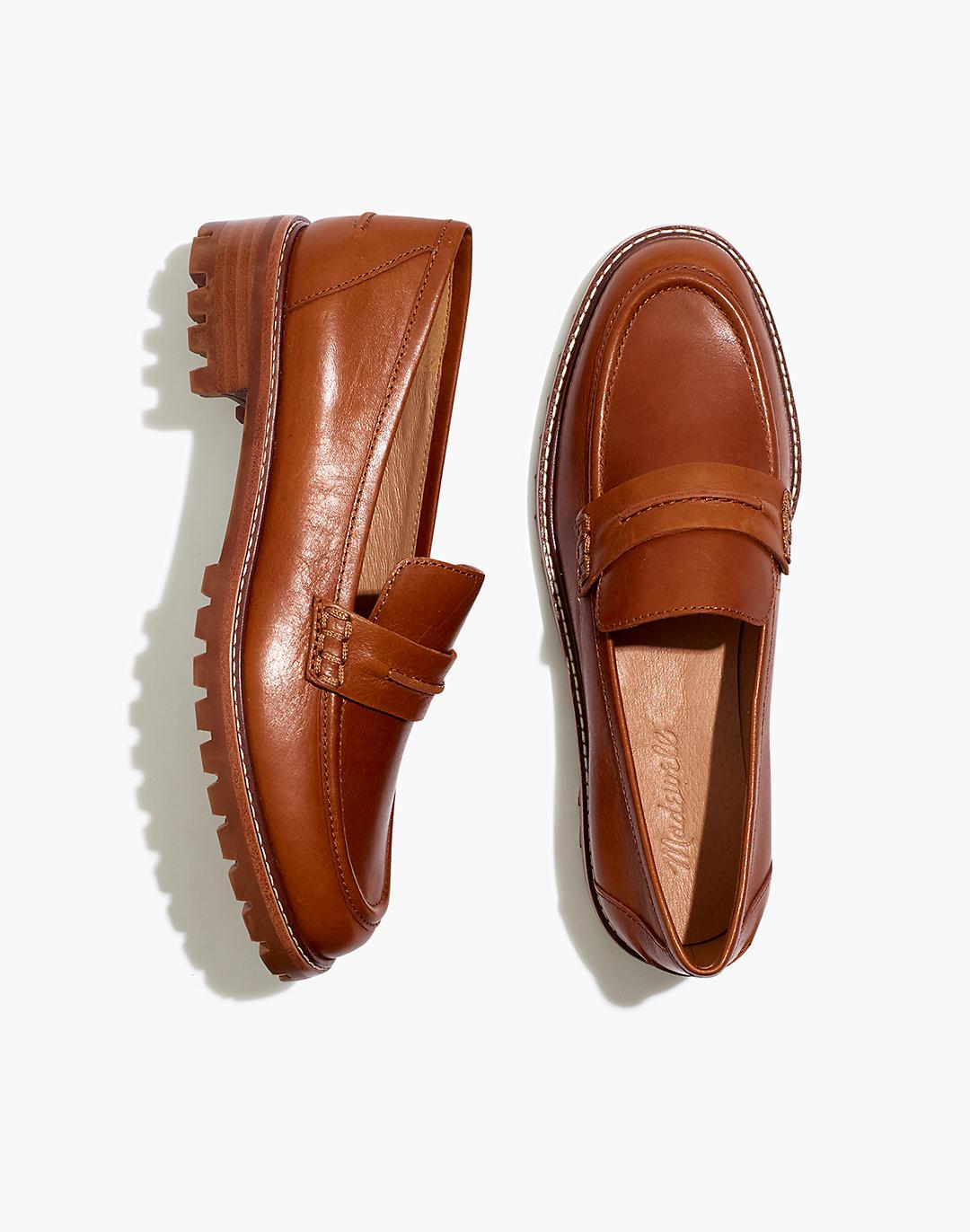 The Corinne Lugsole Loafer