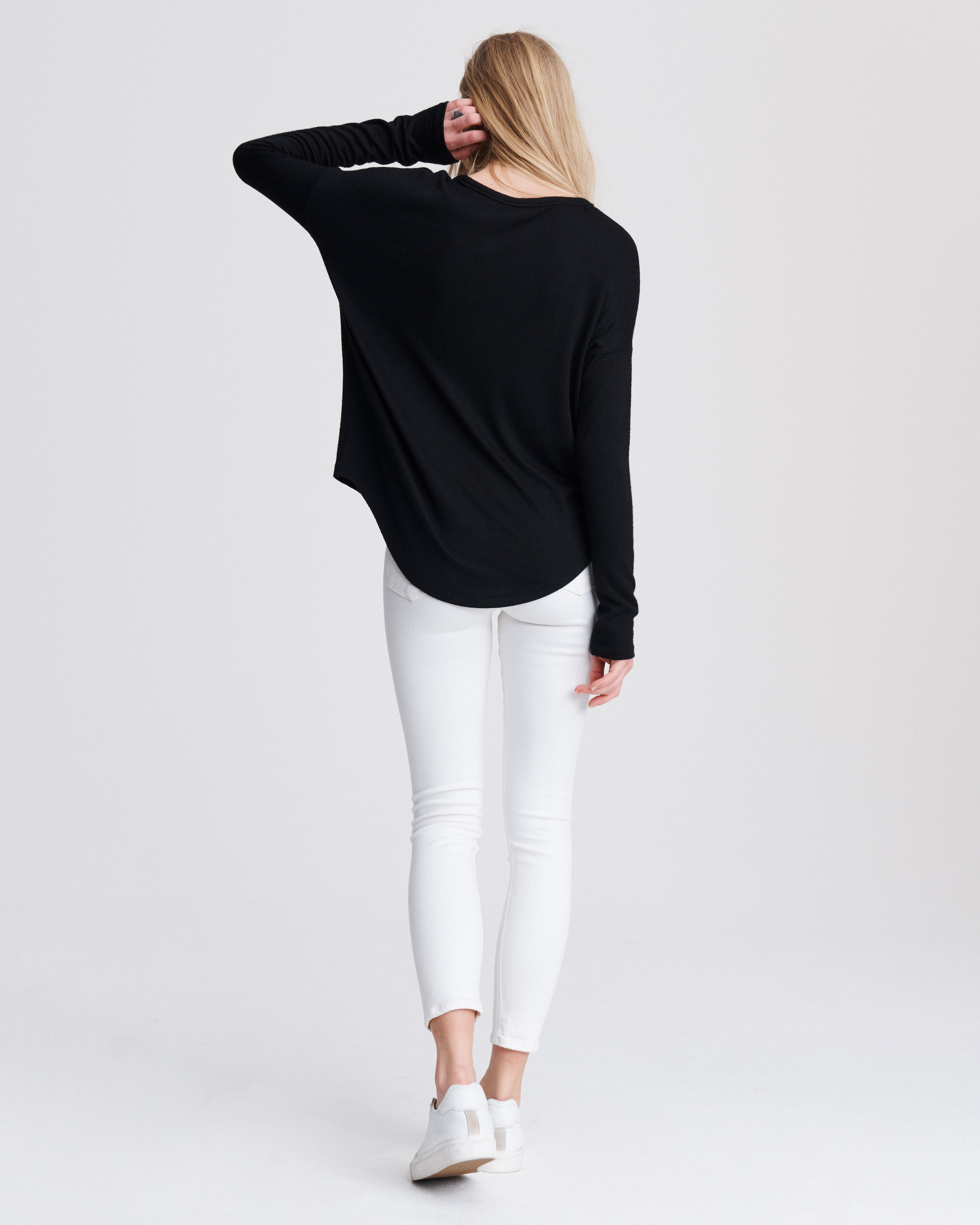 The knit tee 2