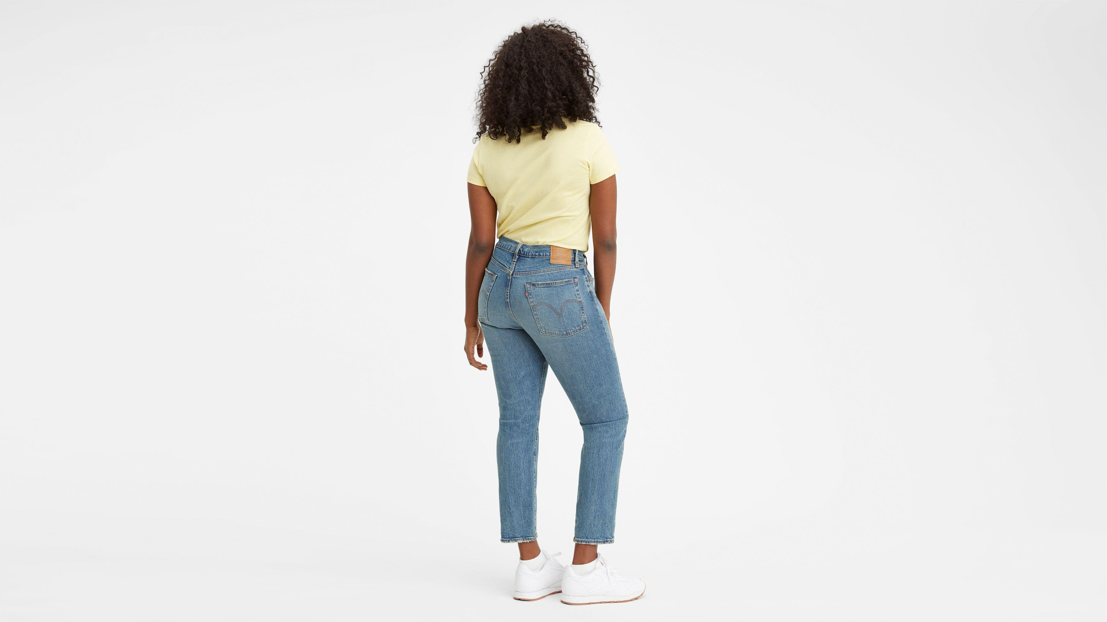 Wedgie Fit Ankle Women's Jeans 2