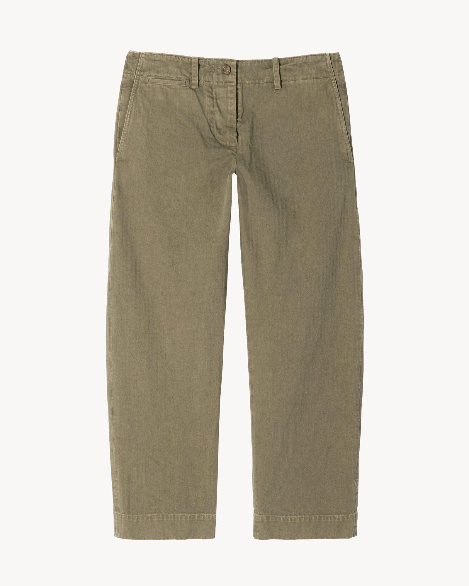 TOMBOY PANT WITH CUFF 4