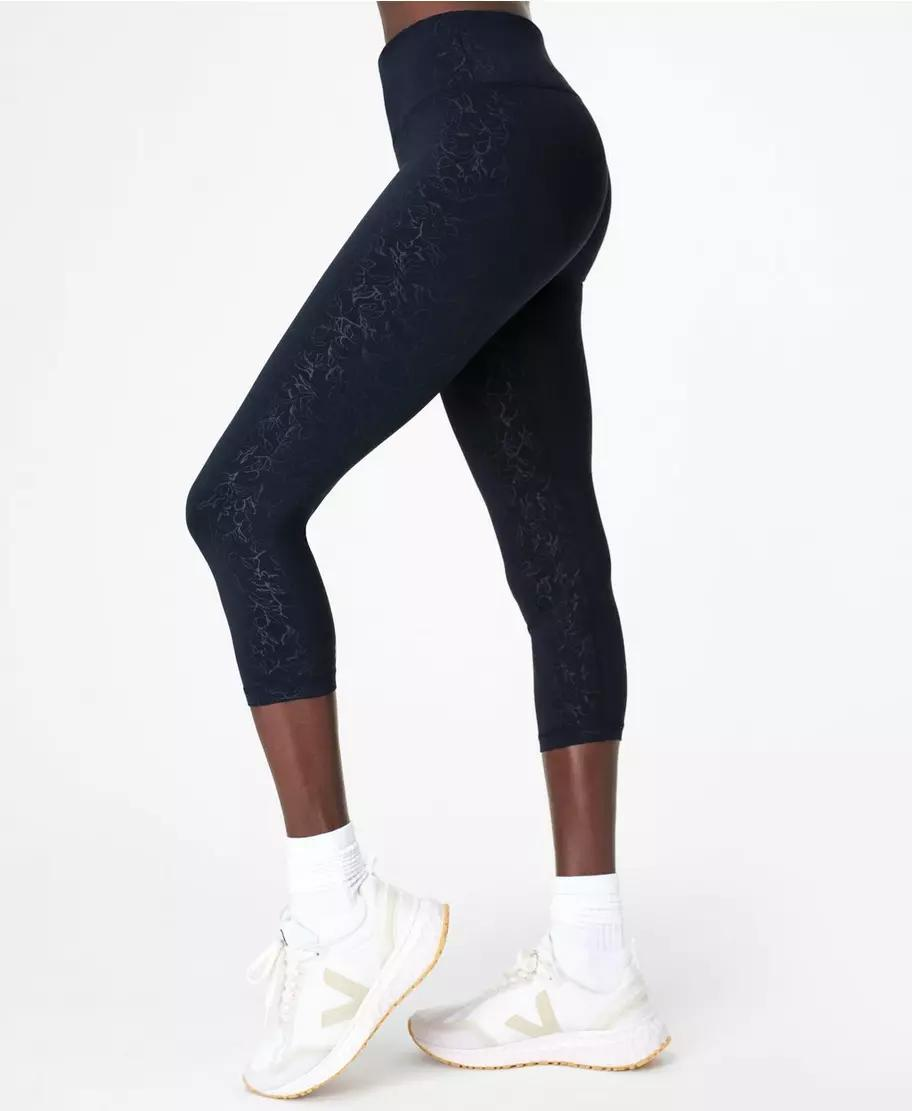 All Day Cropped Workout Leggings 0