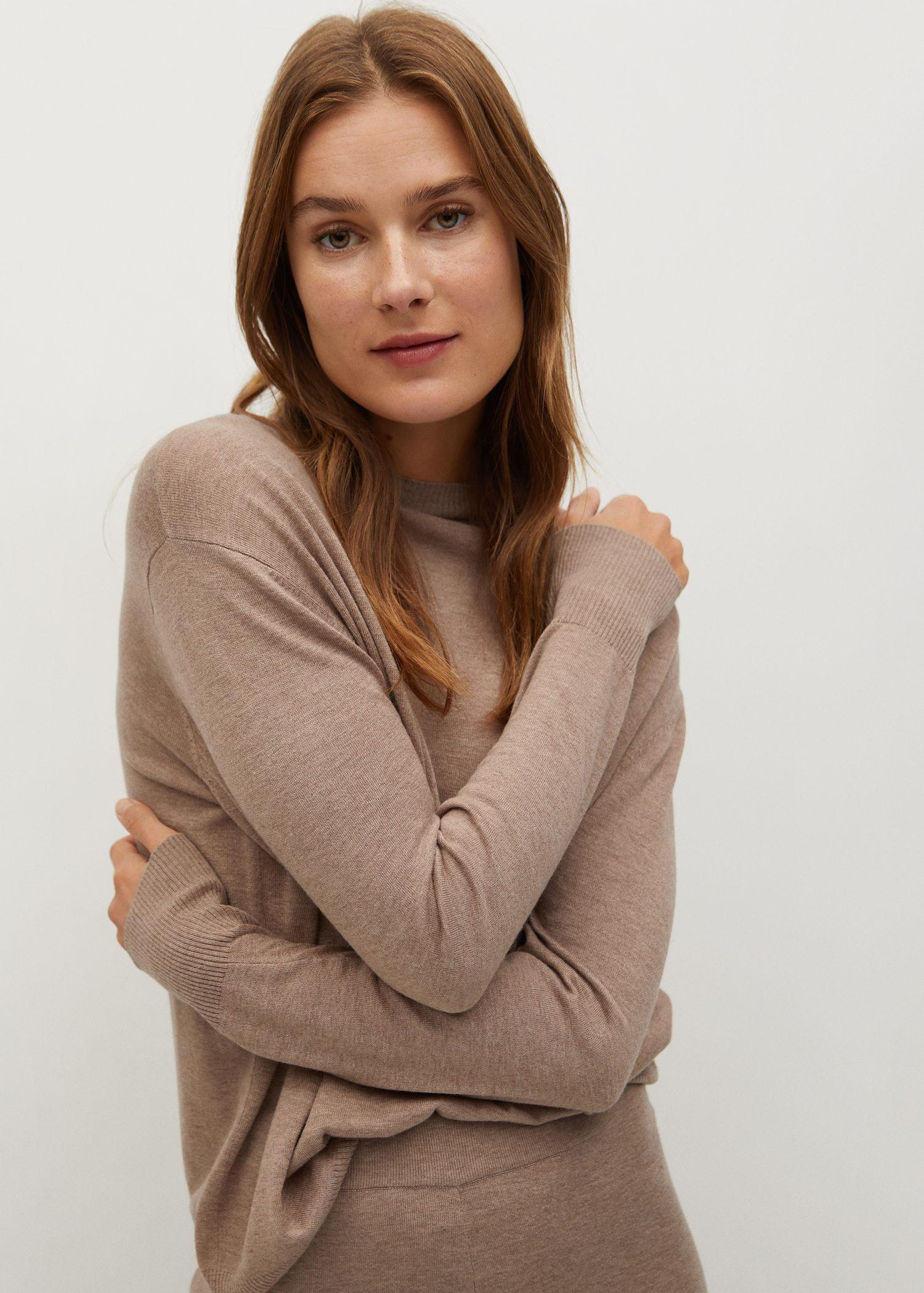 Cashmere jersey