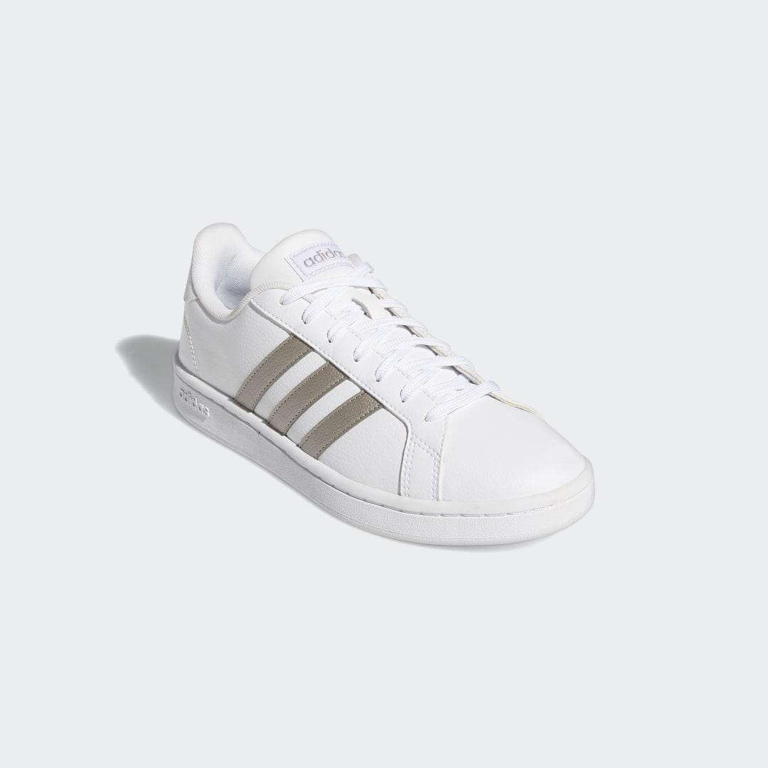 Grand Court Shoes White
