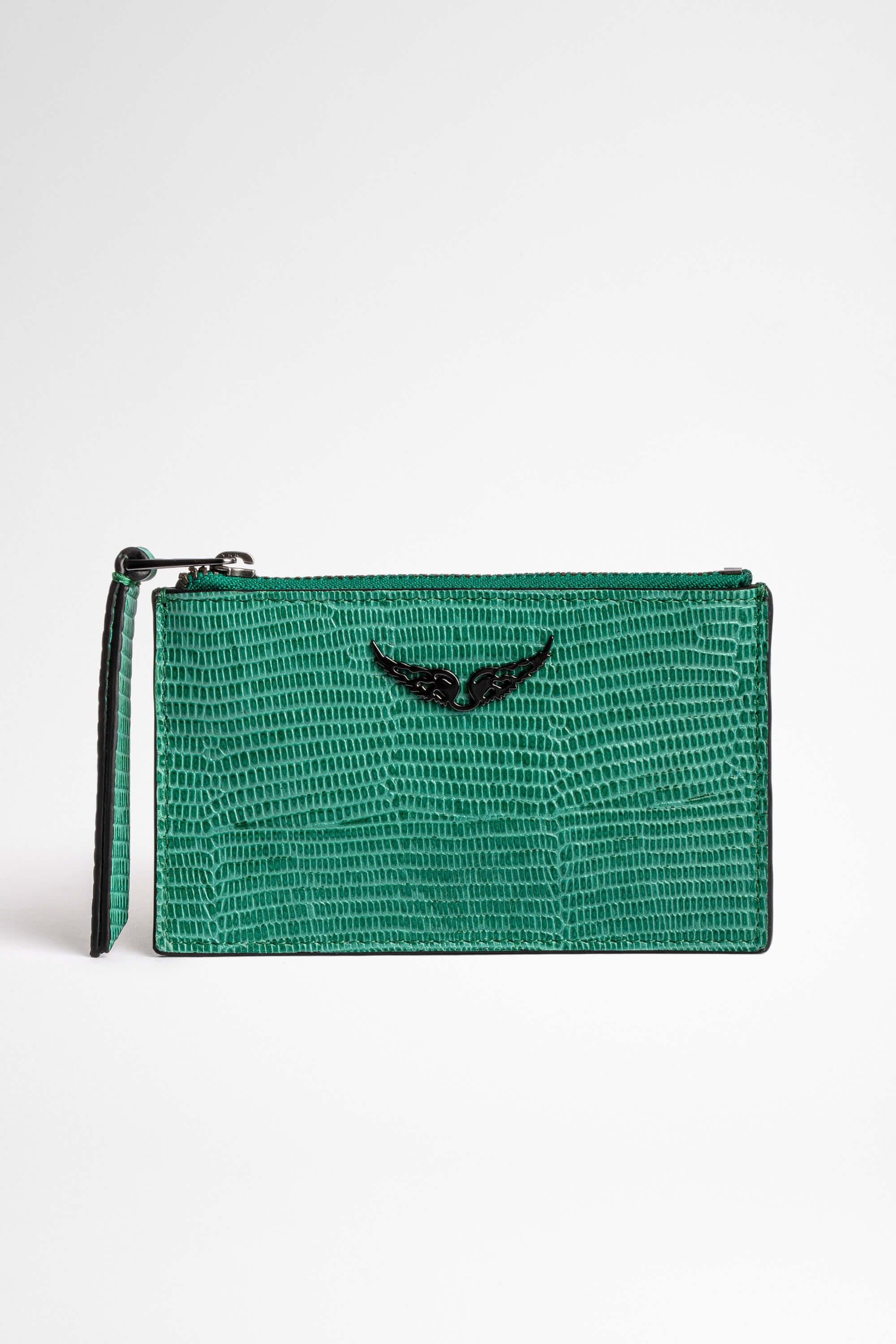 Embossed Key Pouch