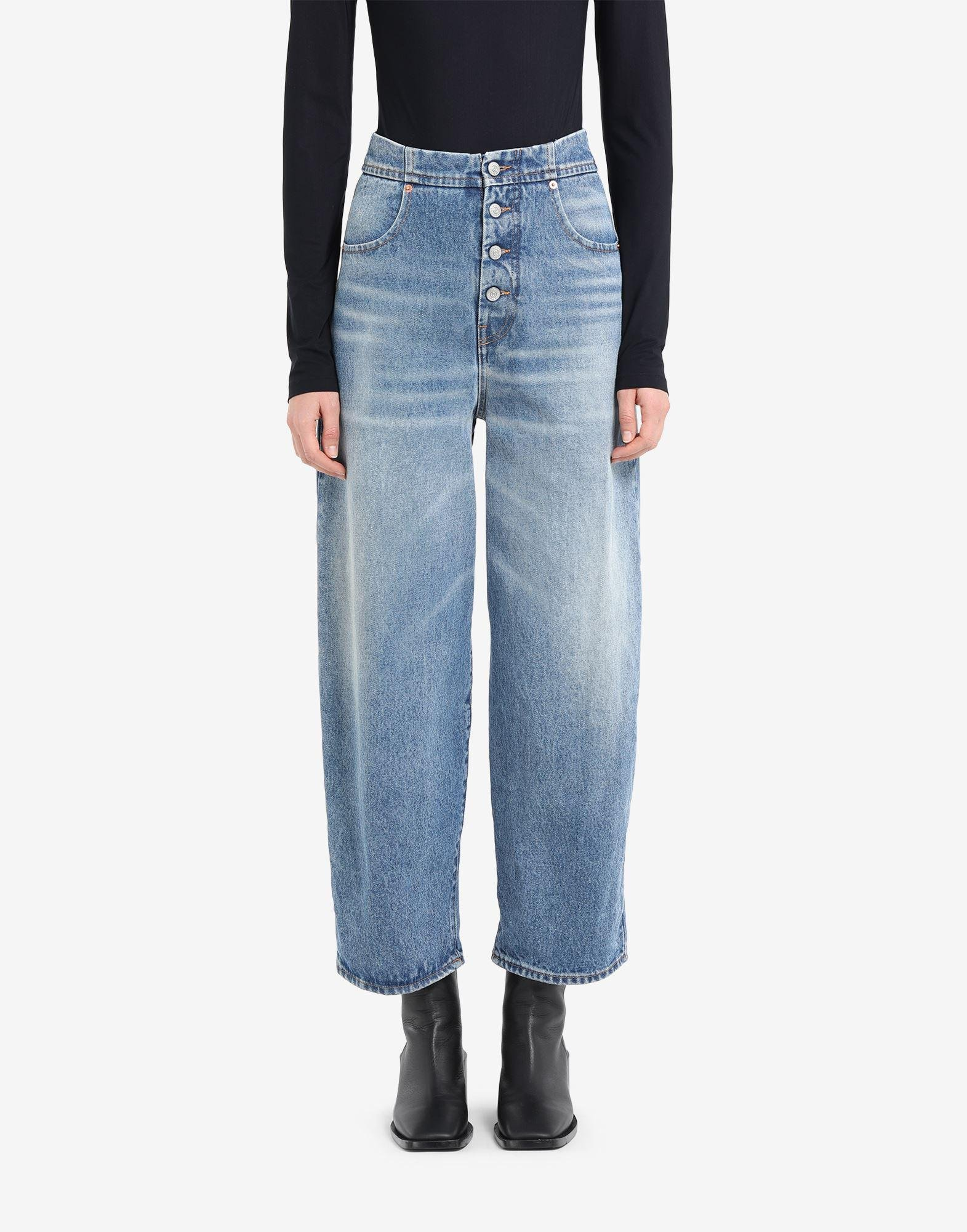 Carrot jeans 3