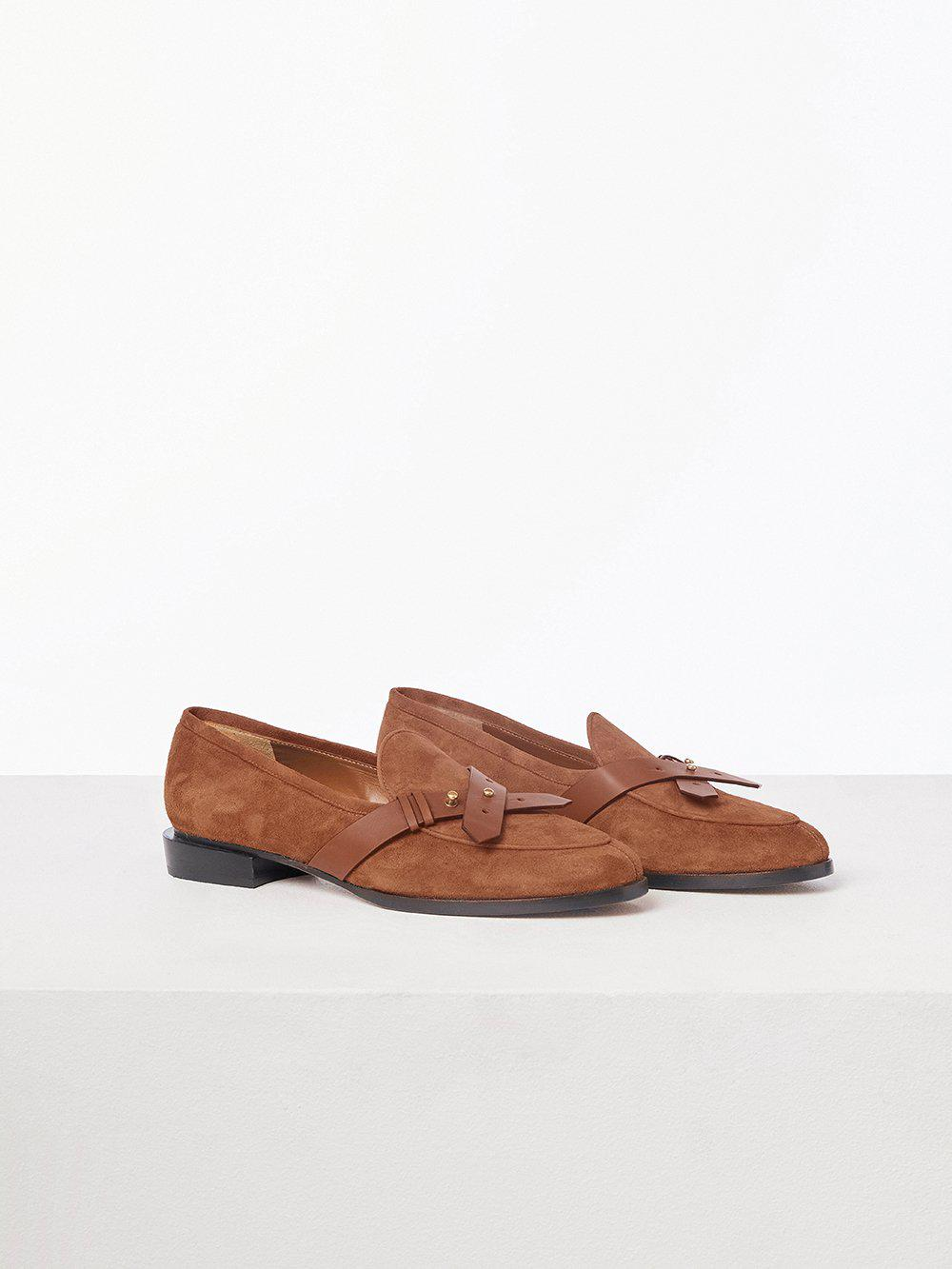Le Larchmont Loafer -- Whiskey