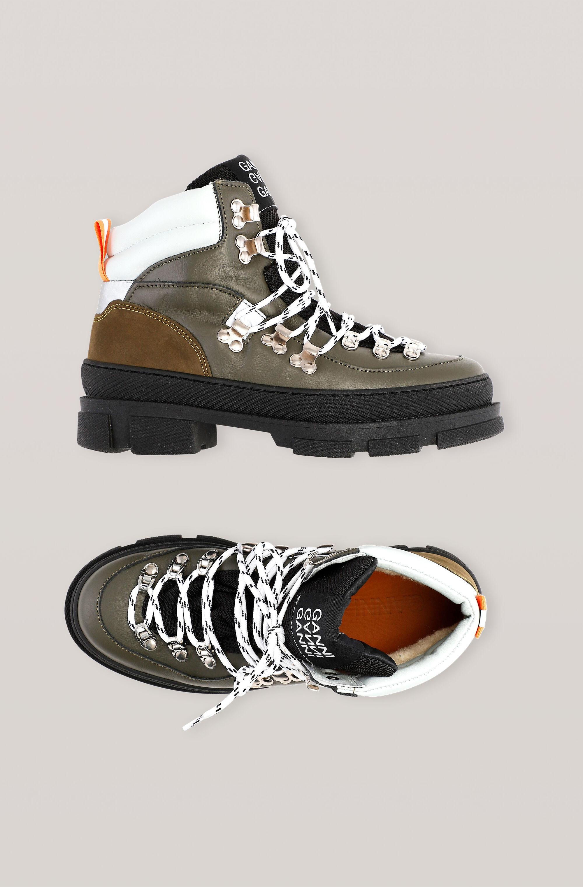 Sporty Hiking Boots 1