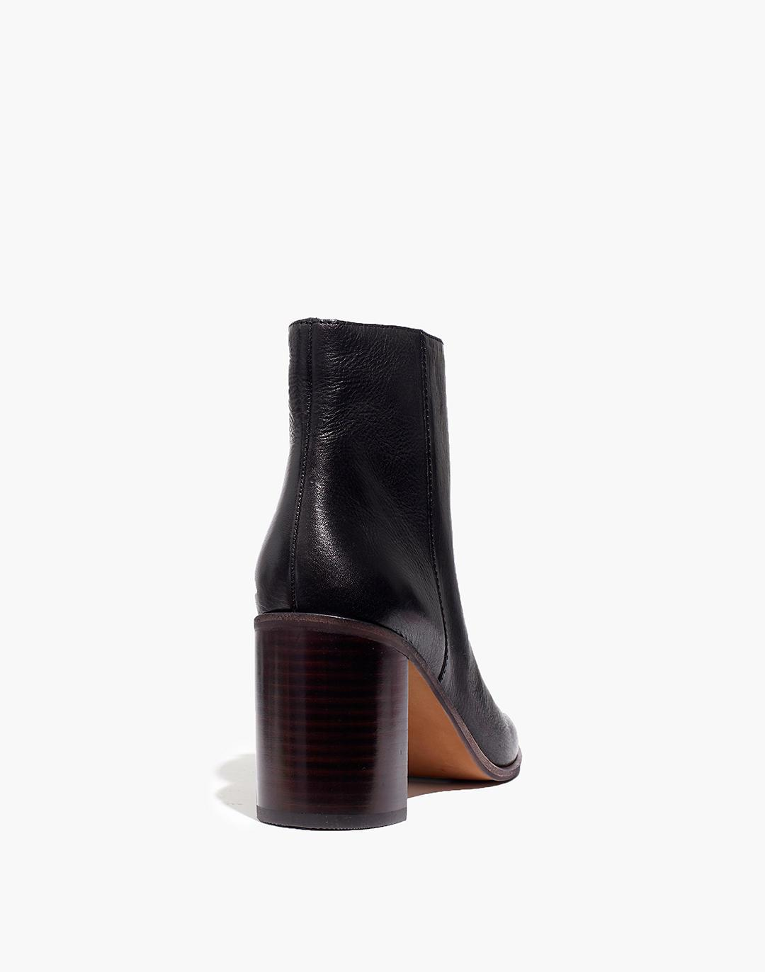 The Greer Boot in Leather 2