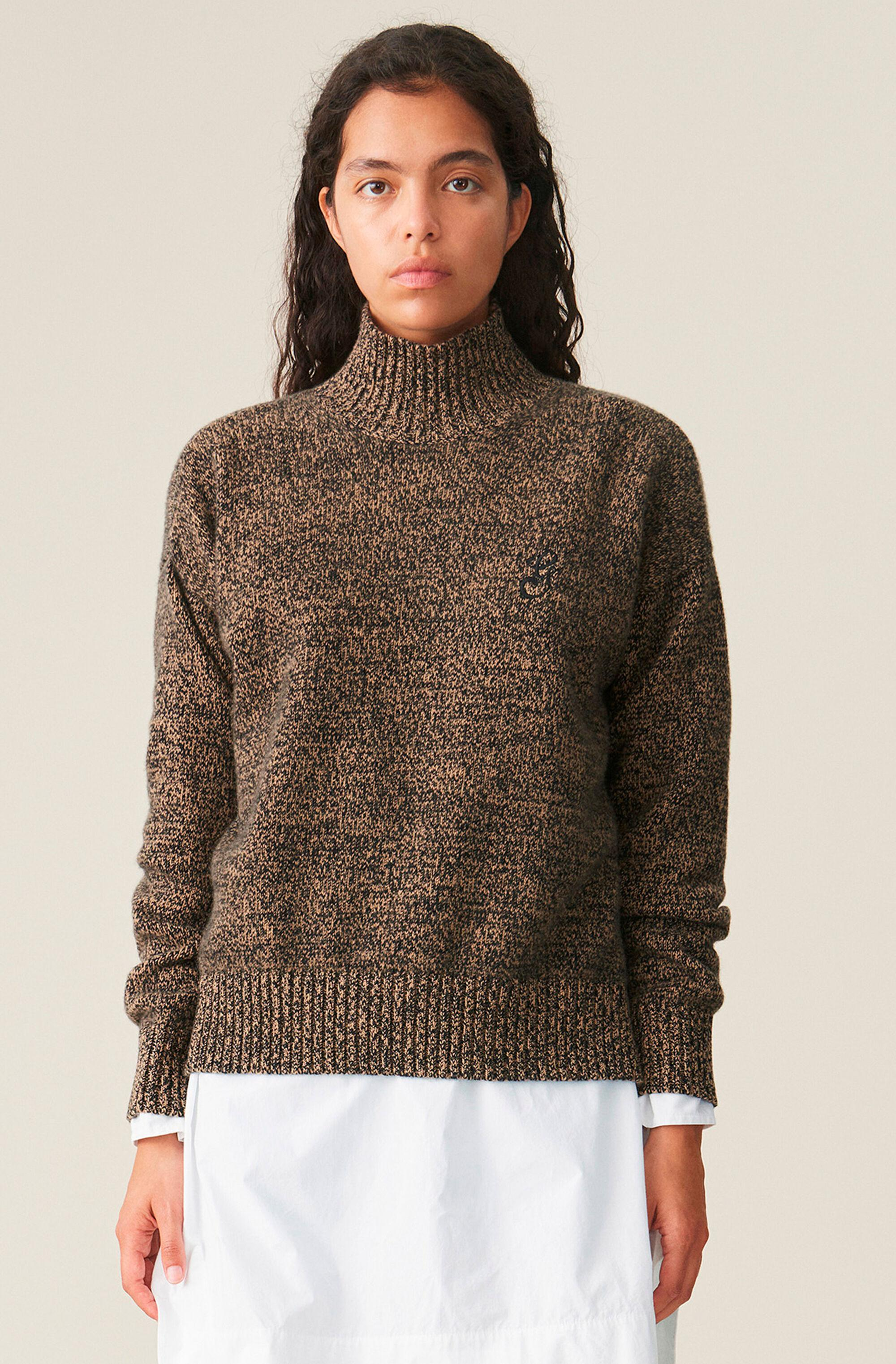 Cashmere Mix Pullover 0