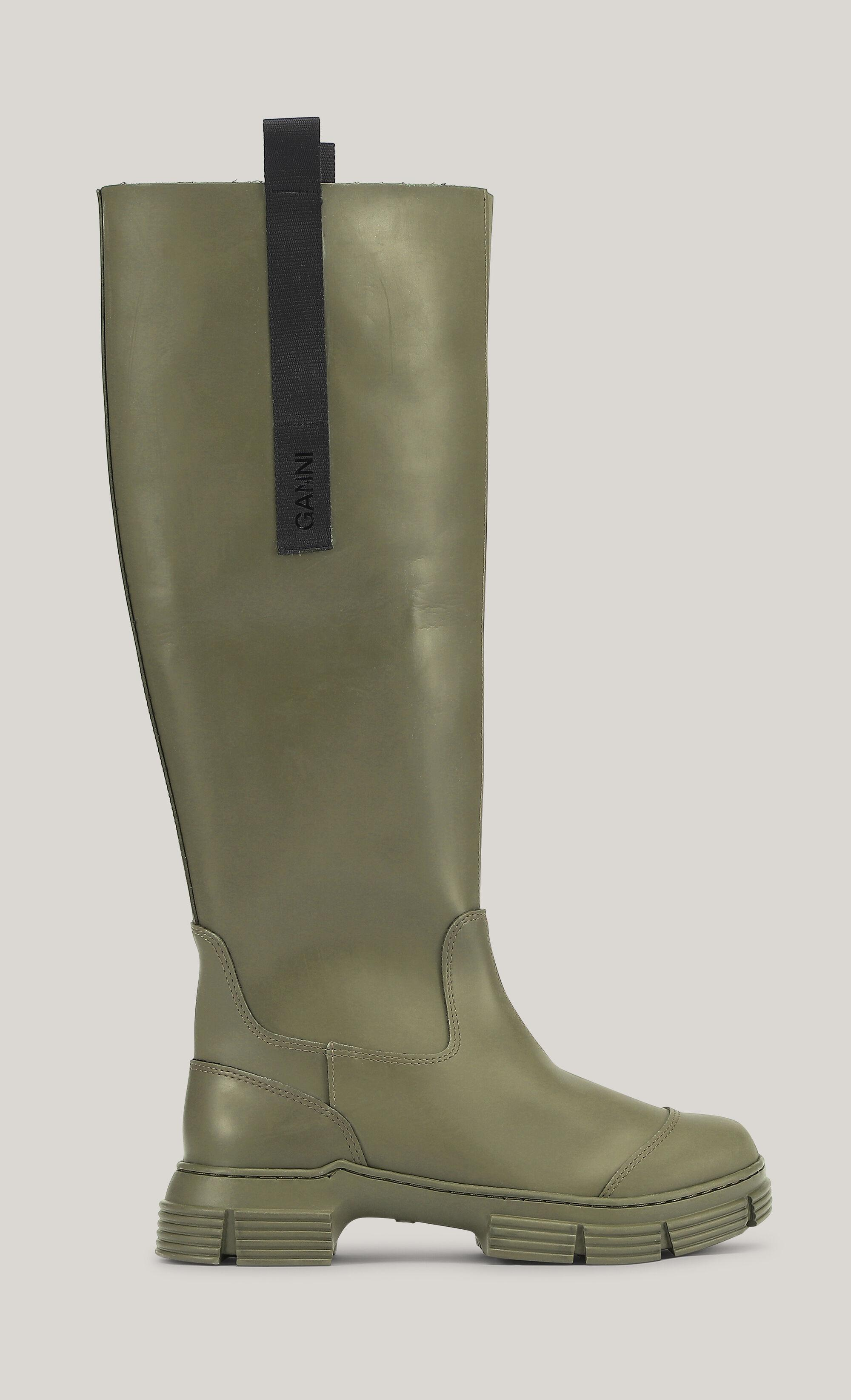 Recycled Rubber Country Boot 0