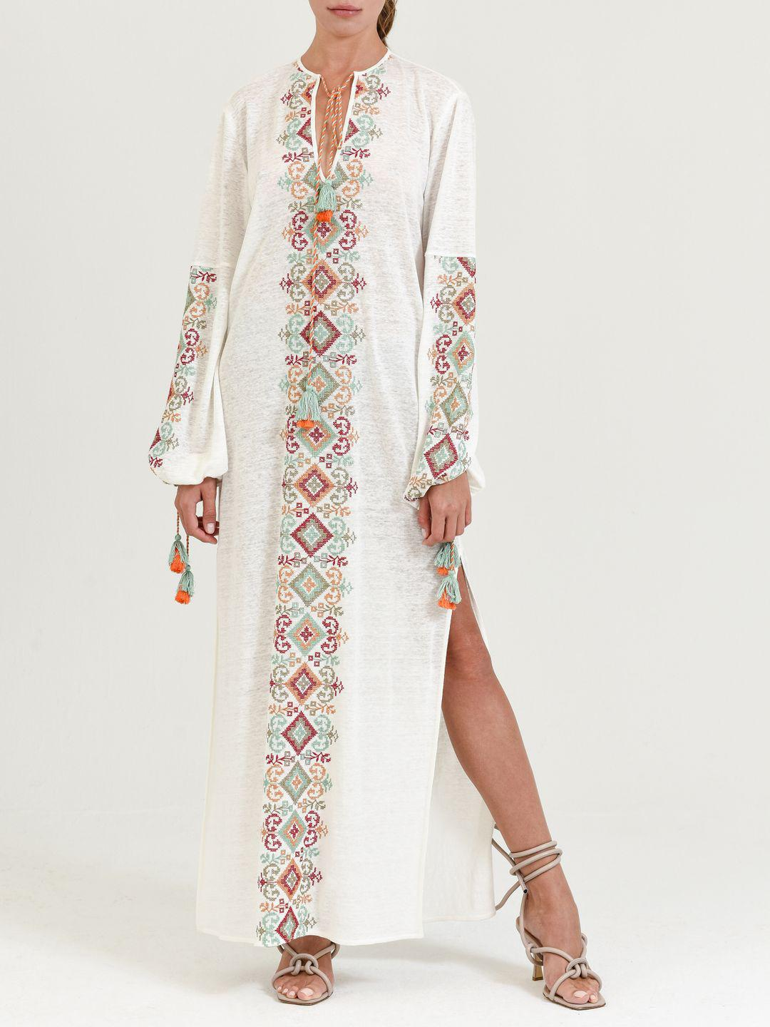 Mayfair Tunic Embroidered 1