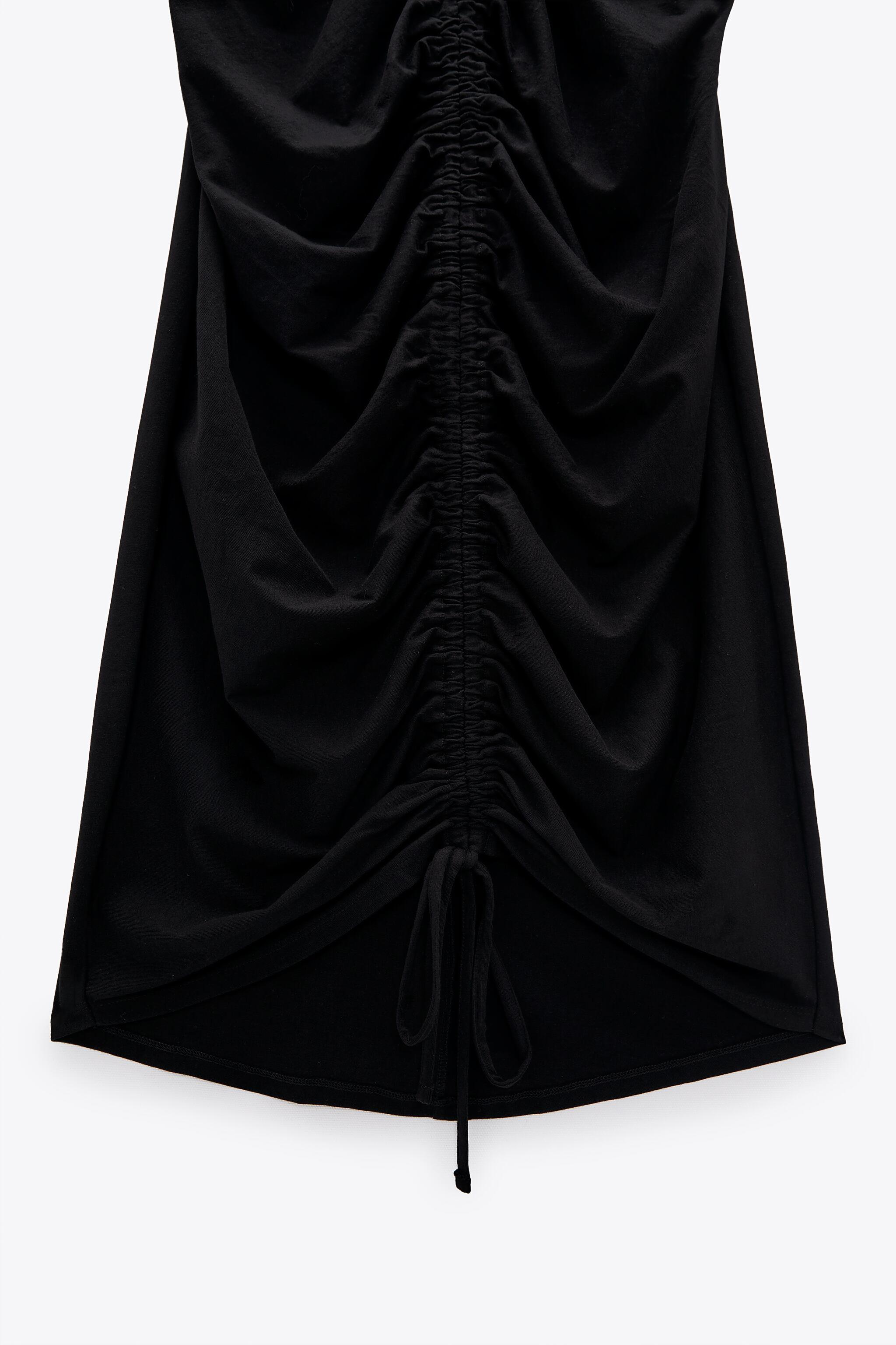 RUCHED DRESS 9
