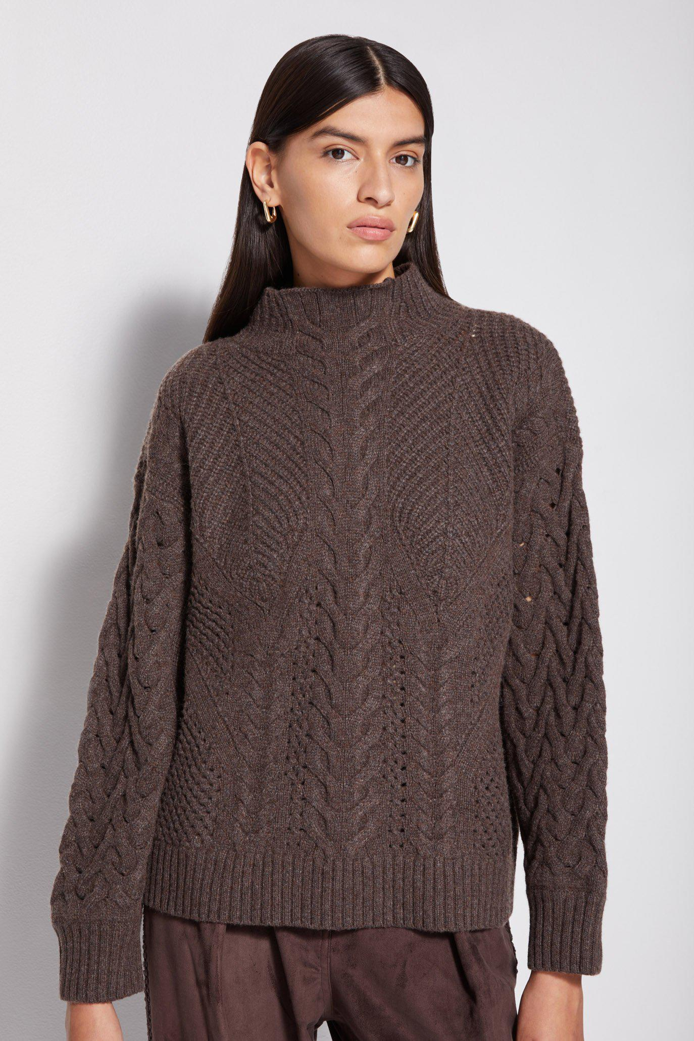 Brynlee Cable Pullover 2