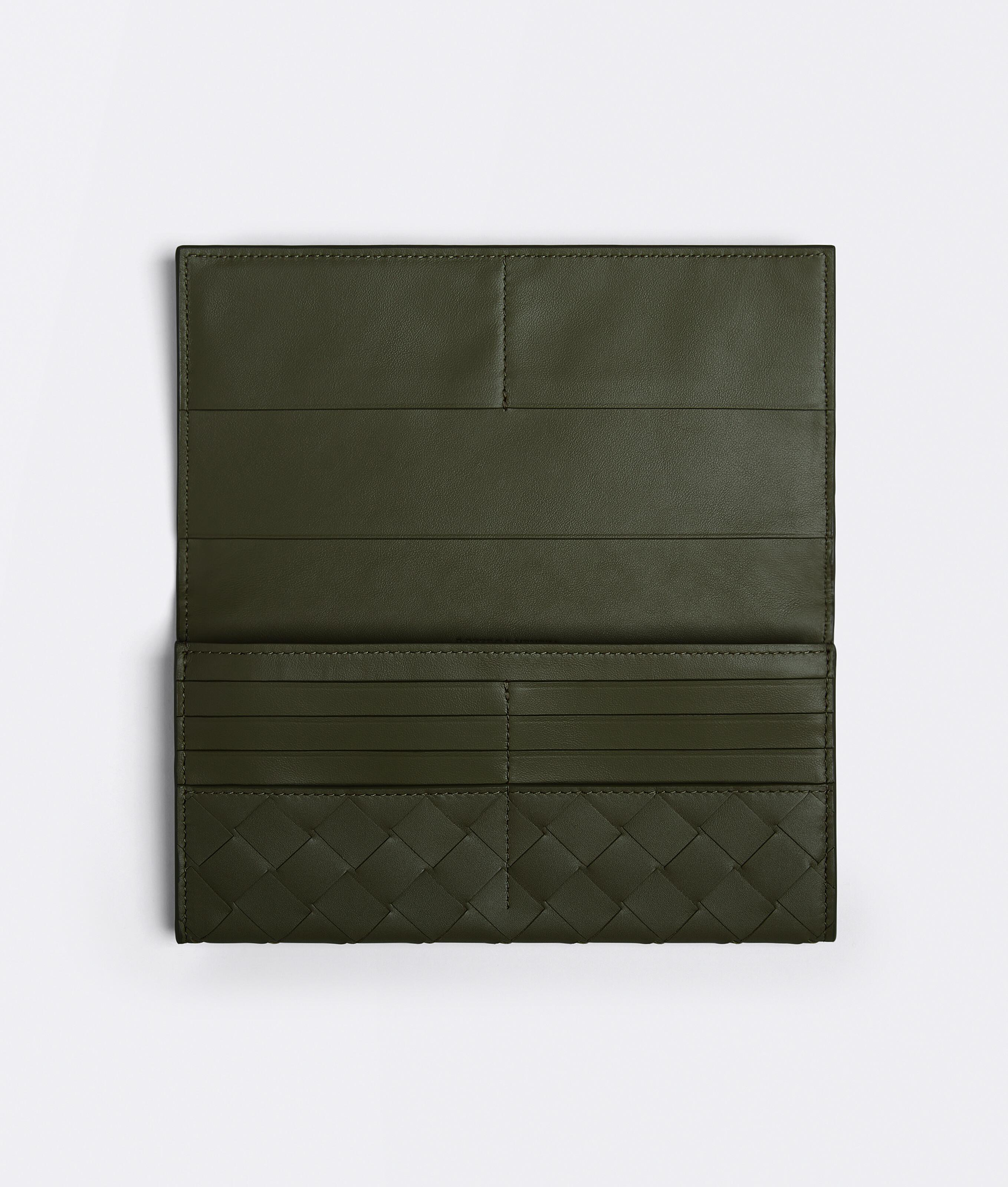 LONG WALLET WITH COIN PURSE 1