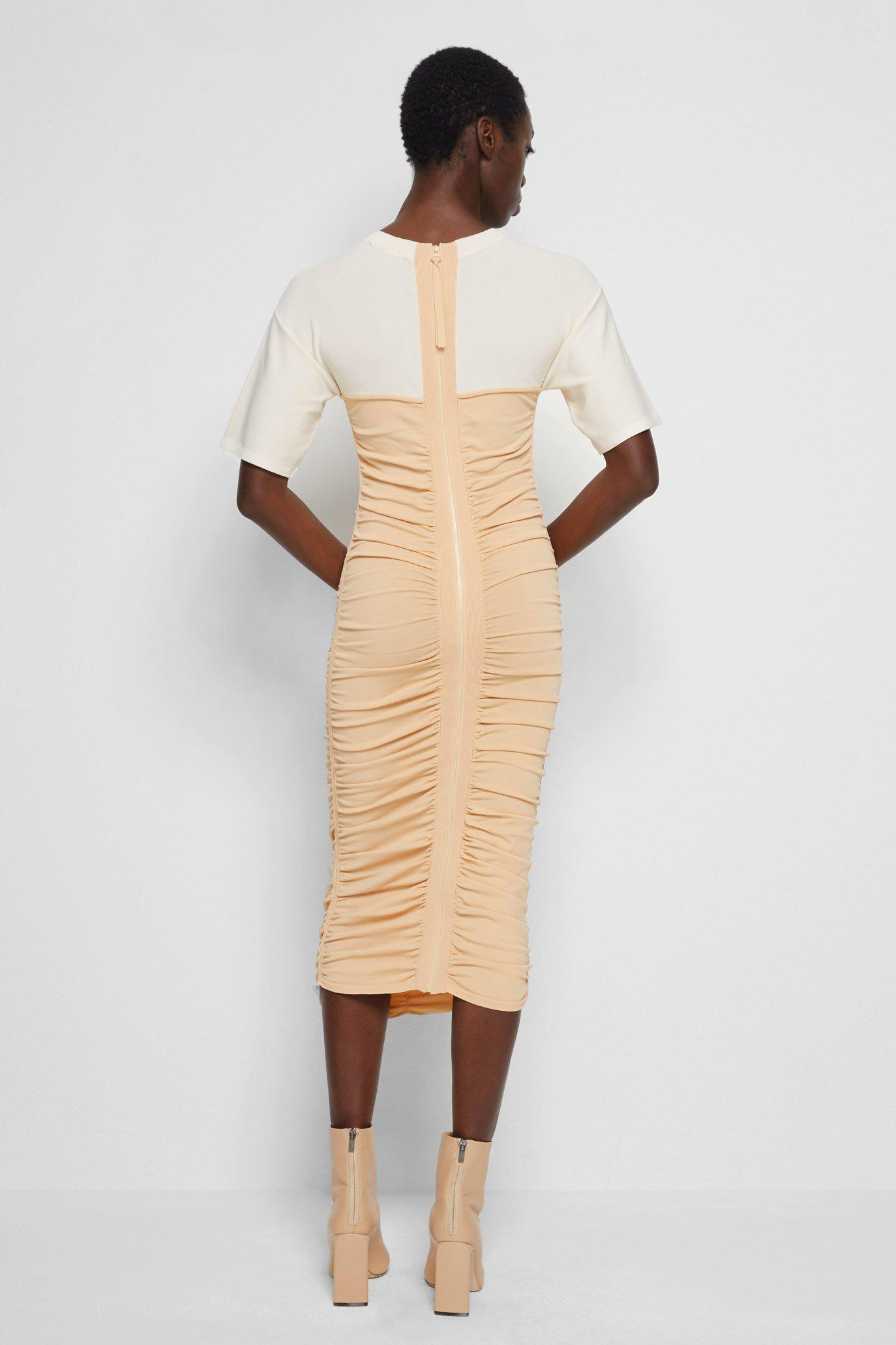 Charleigh Ruched Dress 4
