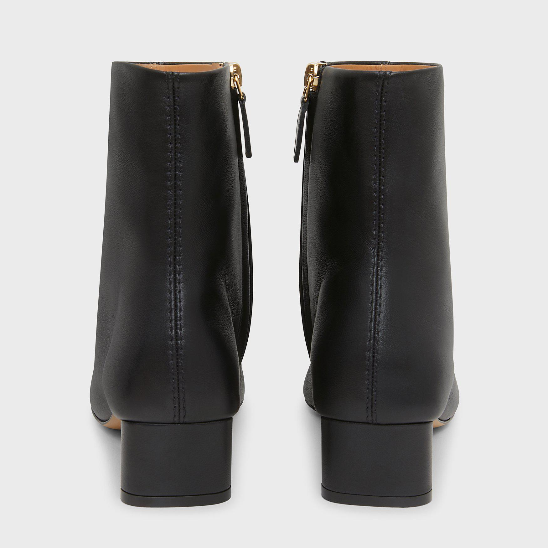 Pointy Boot - Black 2