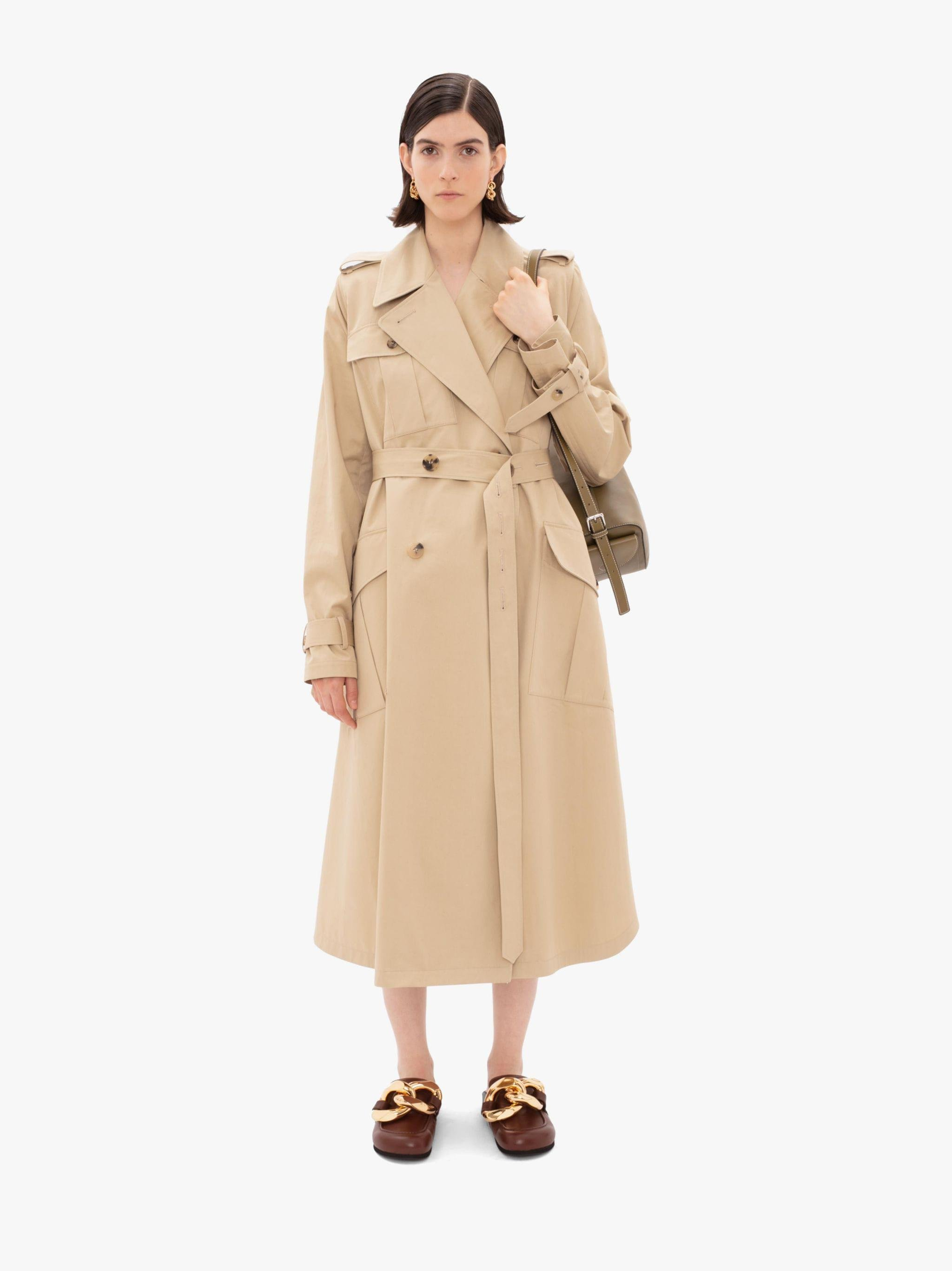 A-LINE TRENCH