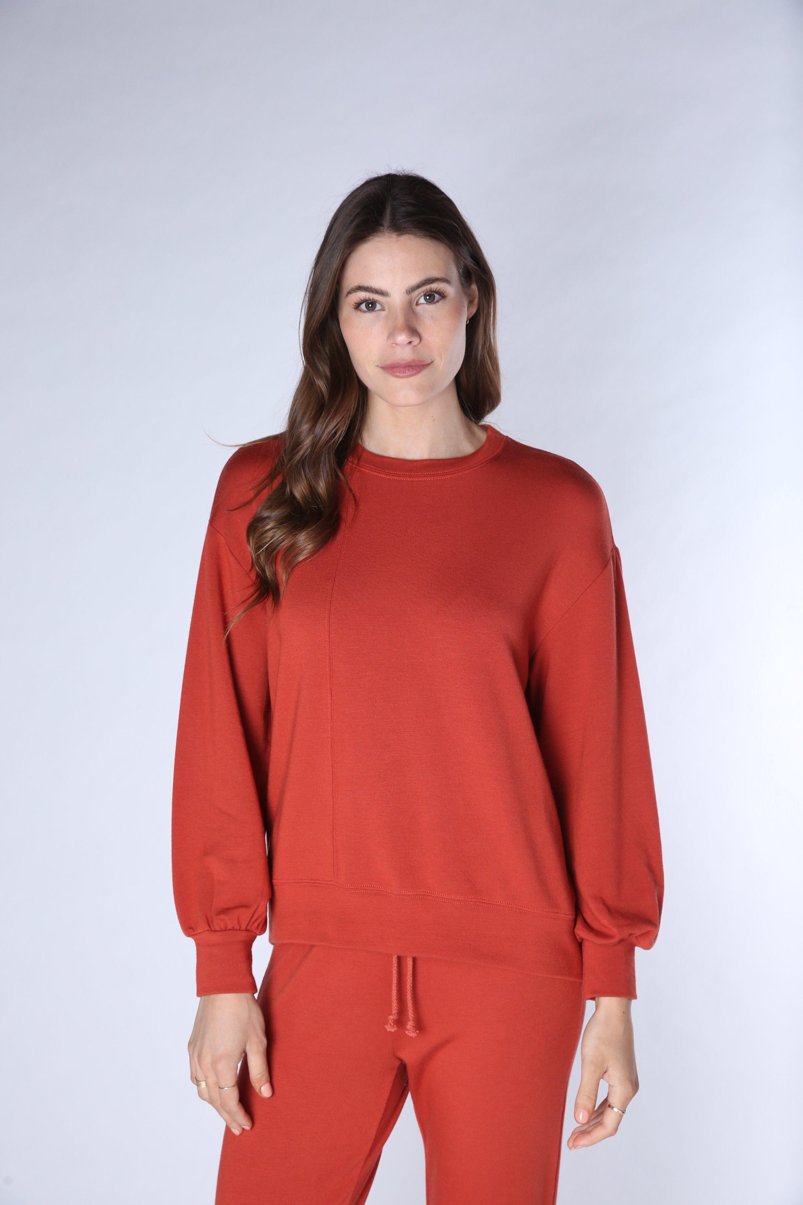 Soothe High-Lo Pullover