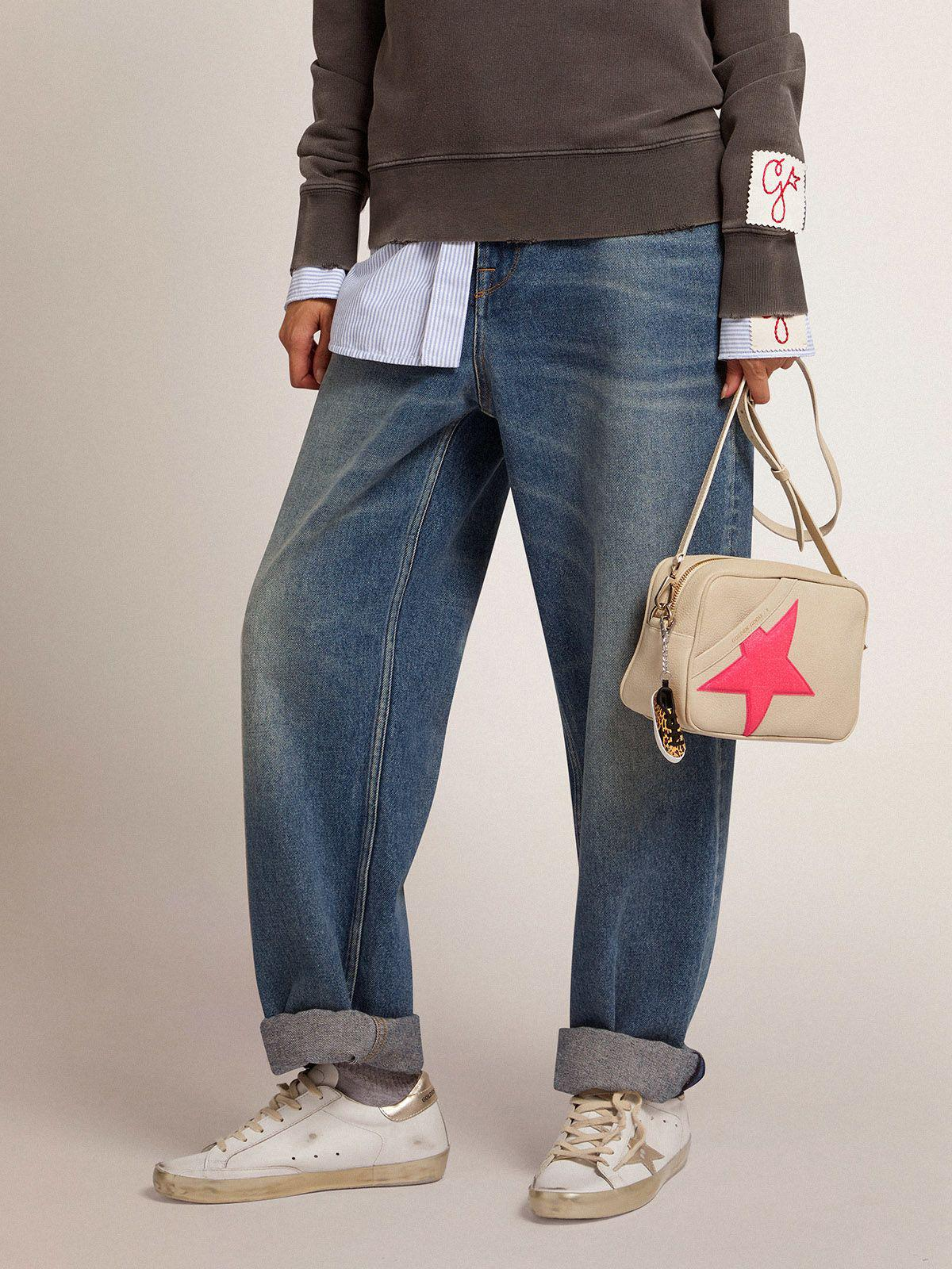 Golden Collection Kim jeans with a medium wash