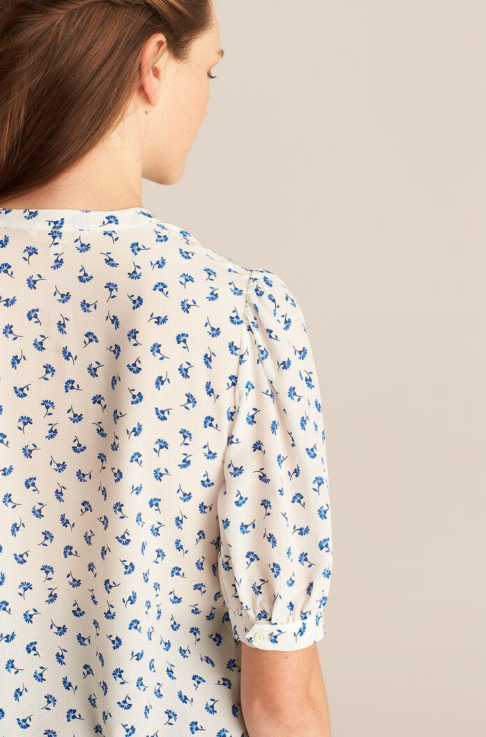 PUFF SLEEVE EMMY BLOUSE 3
