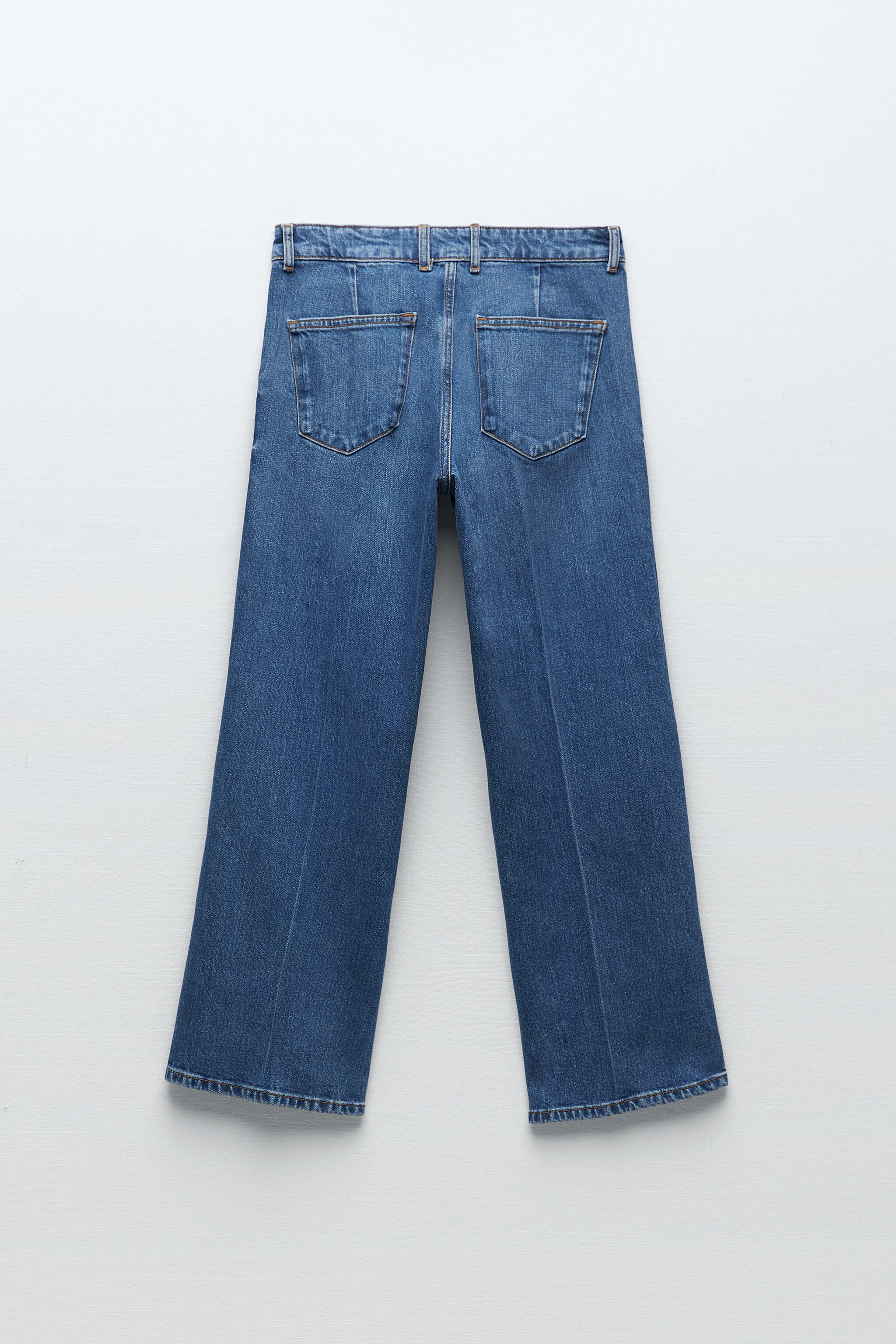 ZW THE NESS CROPPED FLARE JEANS 6