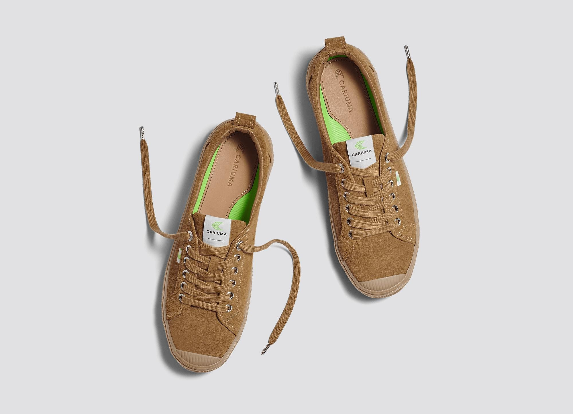 All Camel Suede 4