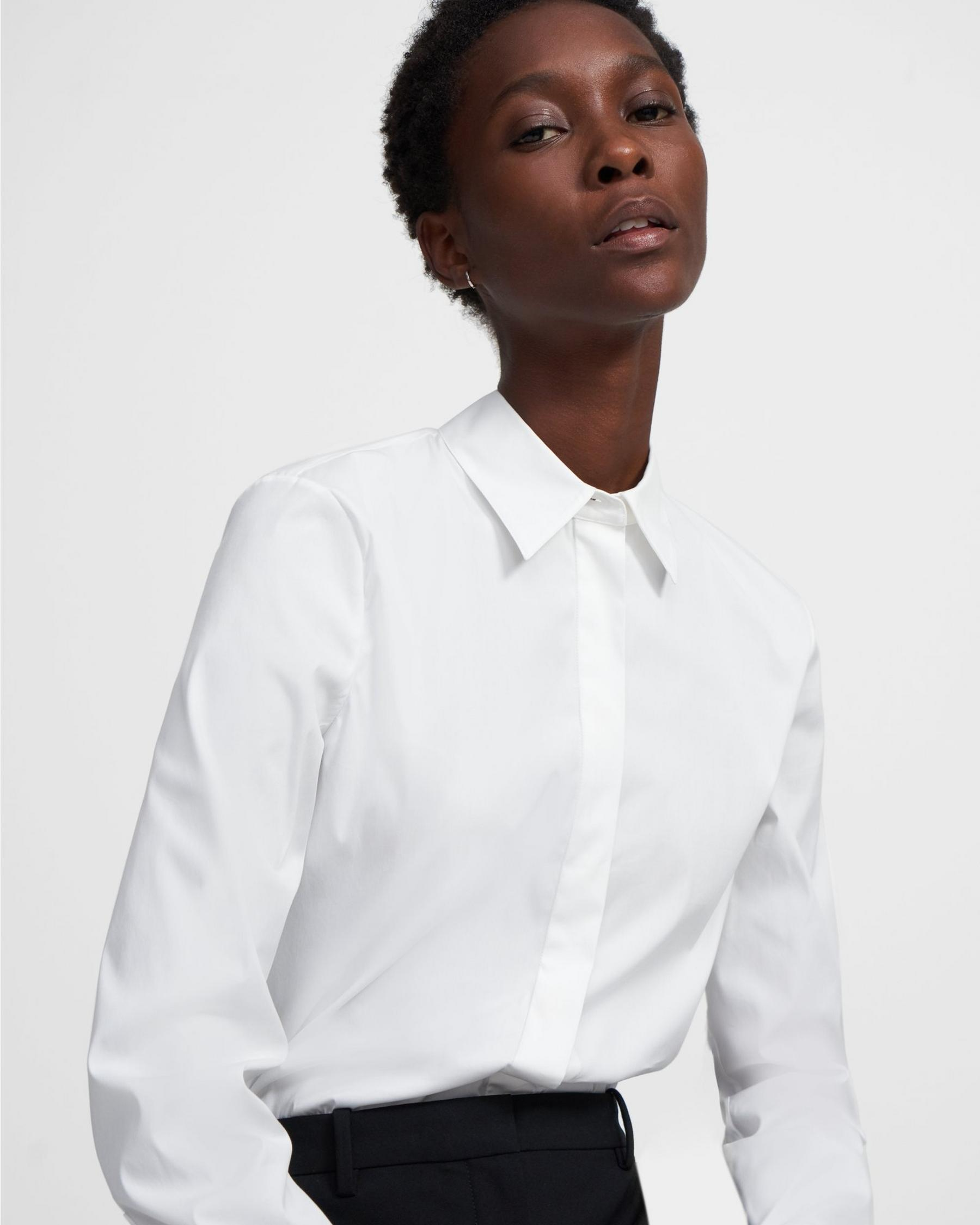 Fitted Shirt in Good Cotton 2