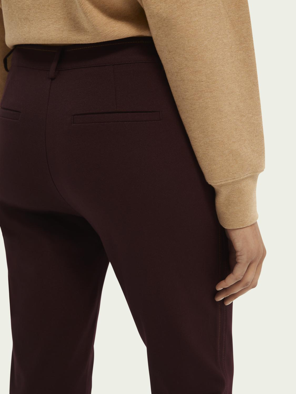 Lowry slim-fit tapered trousers 4