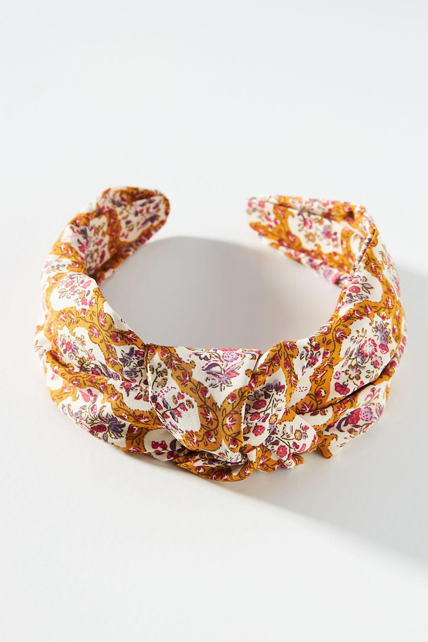 Tile Knotted Headband