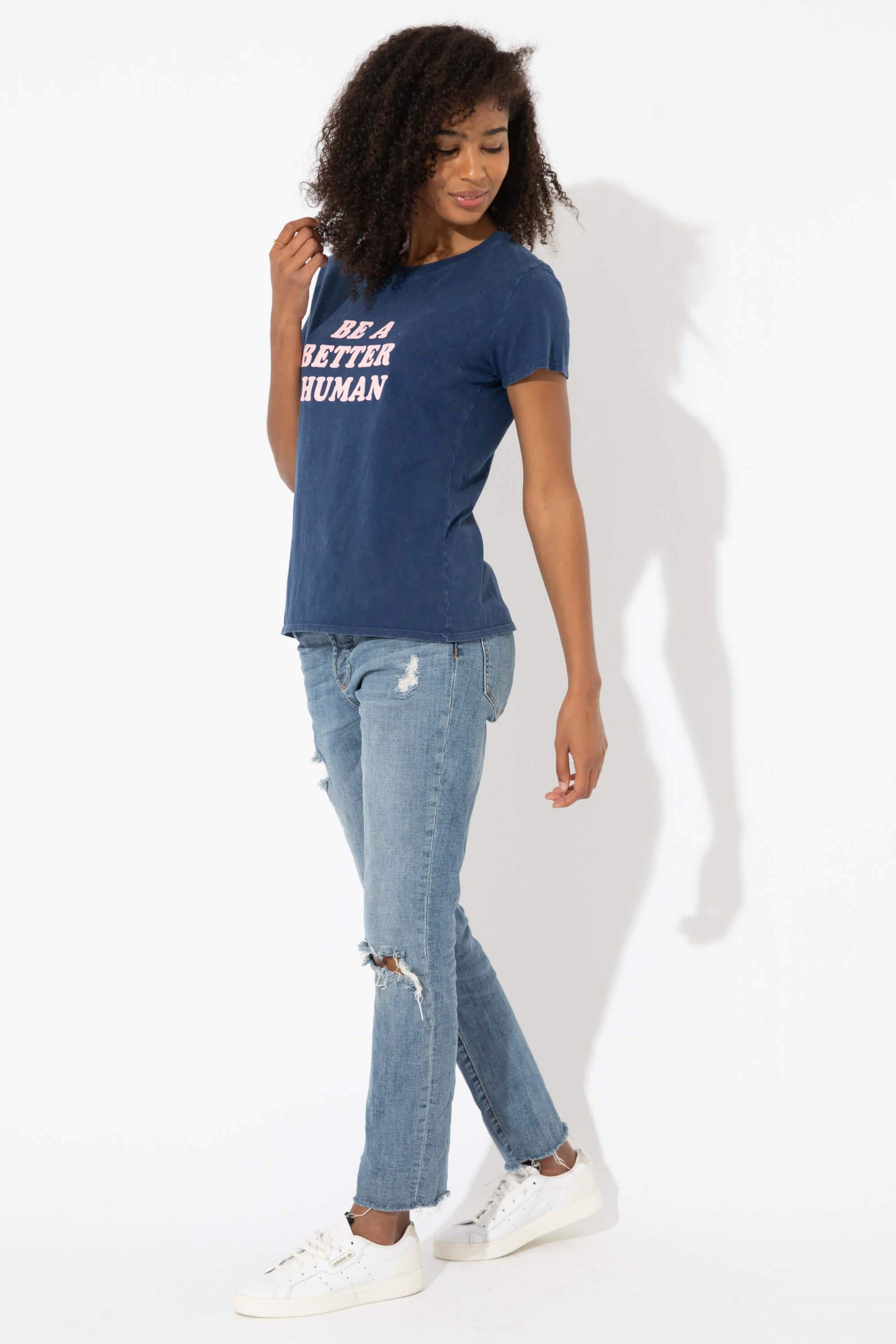 BE A BETTER HUMAN LOOSE TEE 3