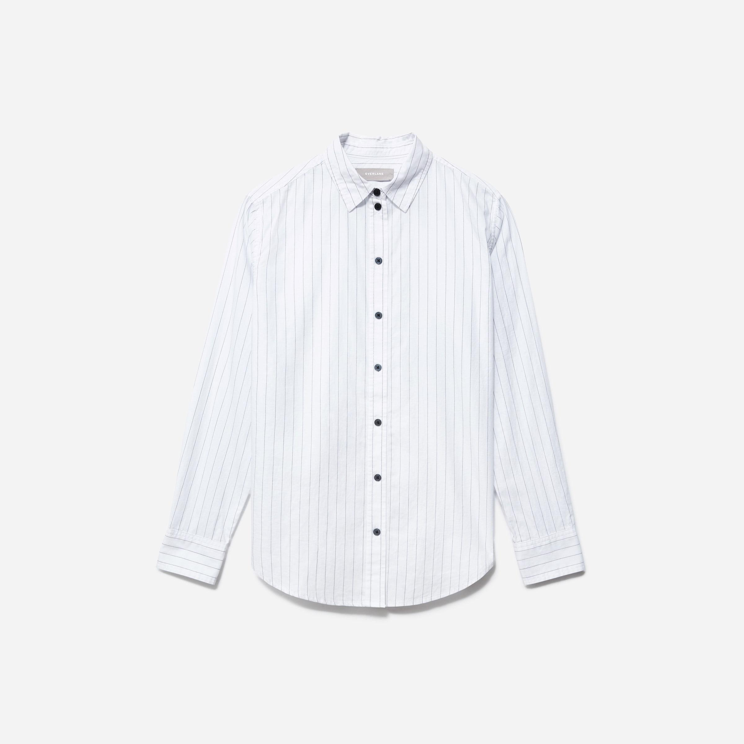 The Silky Cotton Relaxed Shirt 5