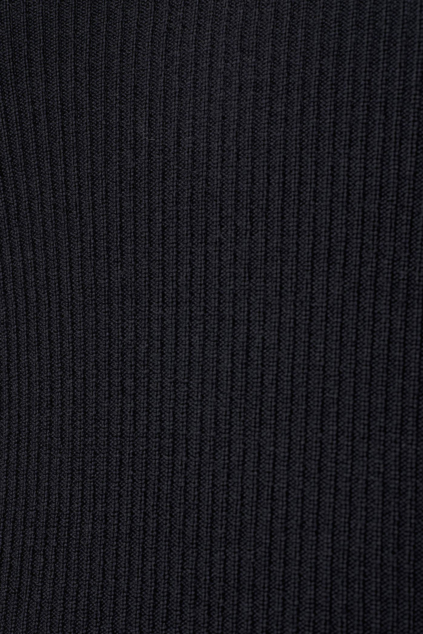 THE ST MORITZ WOOL FITTED VNECK KNIT 3