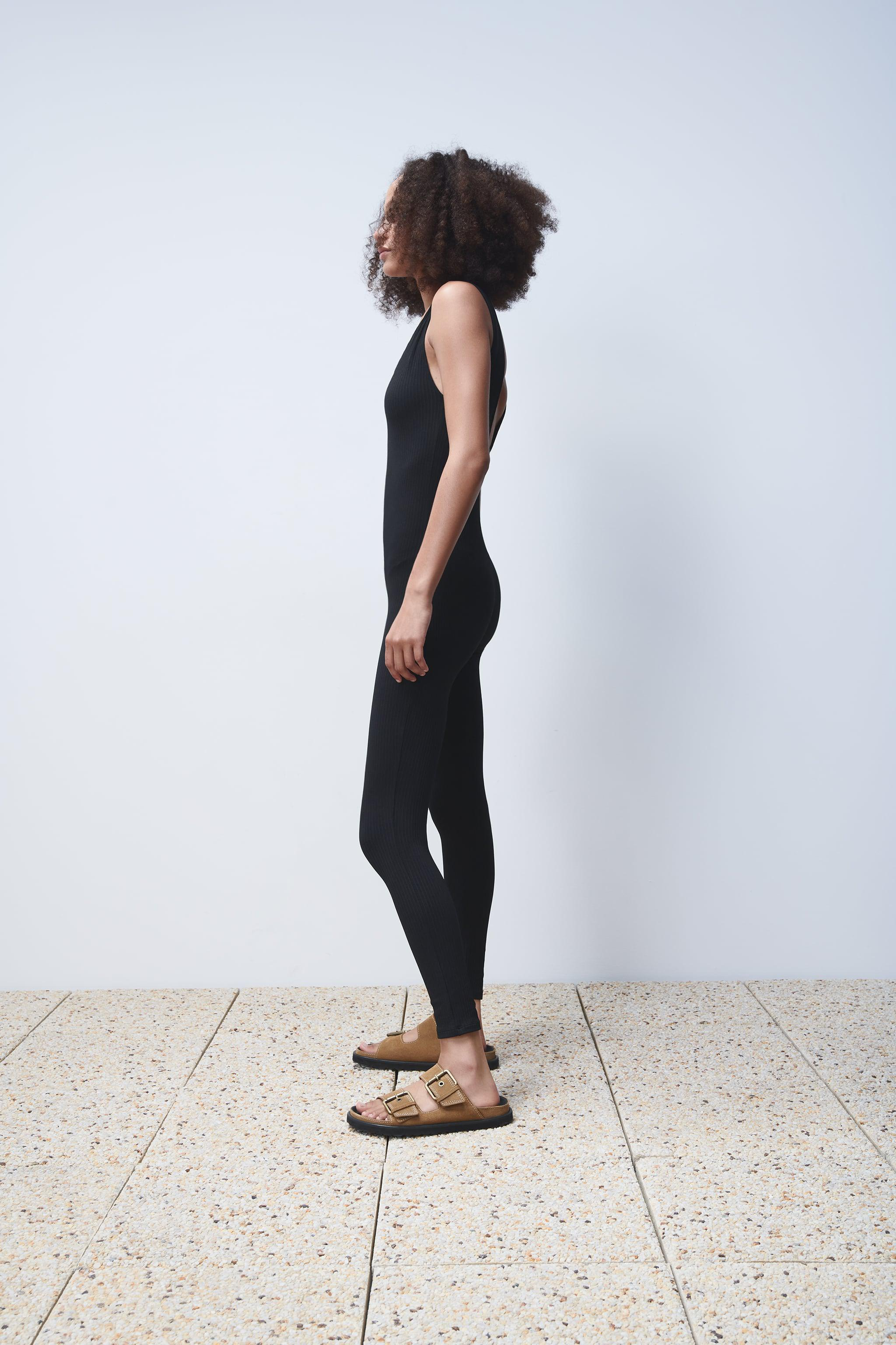LONG FITTED JUMPSUIT 4